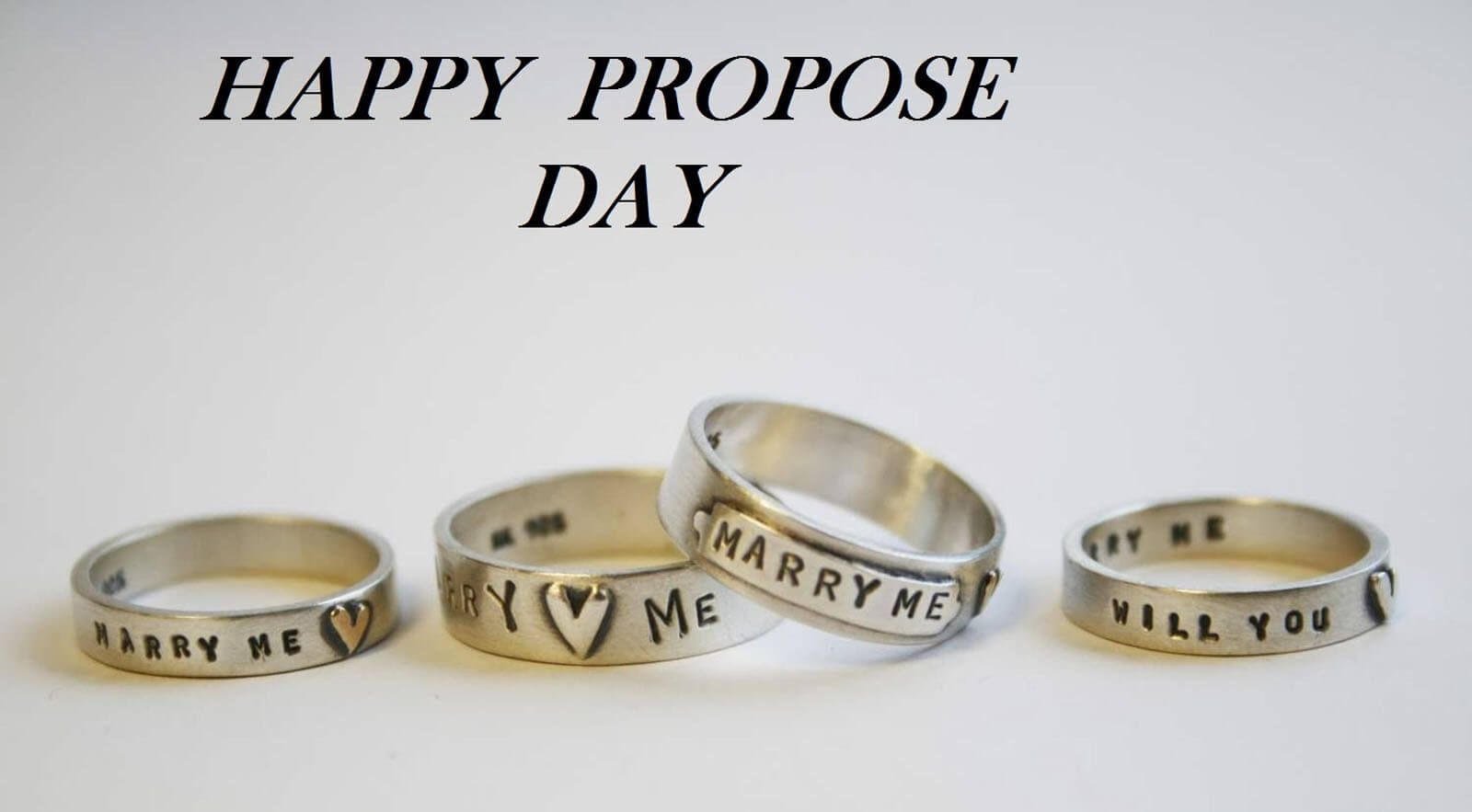happy propose day will you marry me rings february 8th hd wallpaper