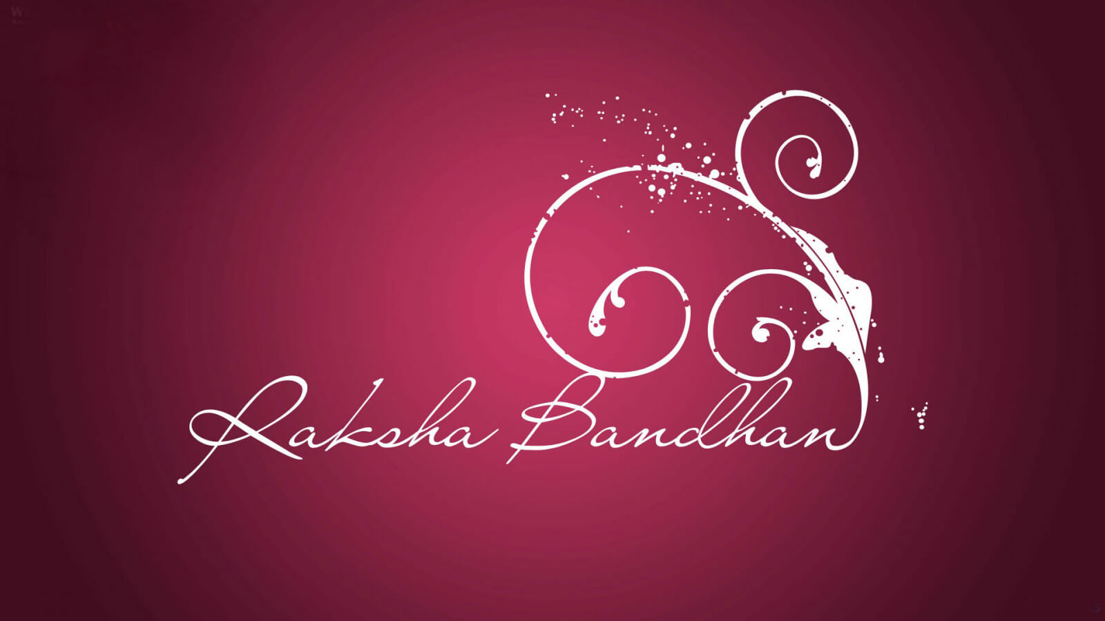 happy raksha bandhan awesome latest hd wallpaper