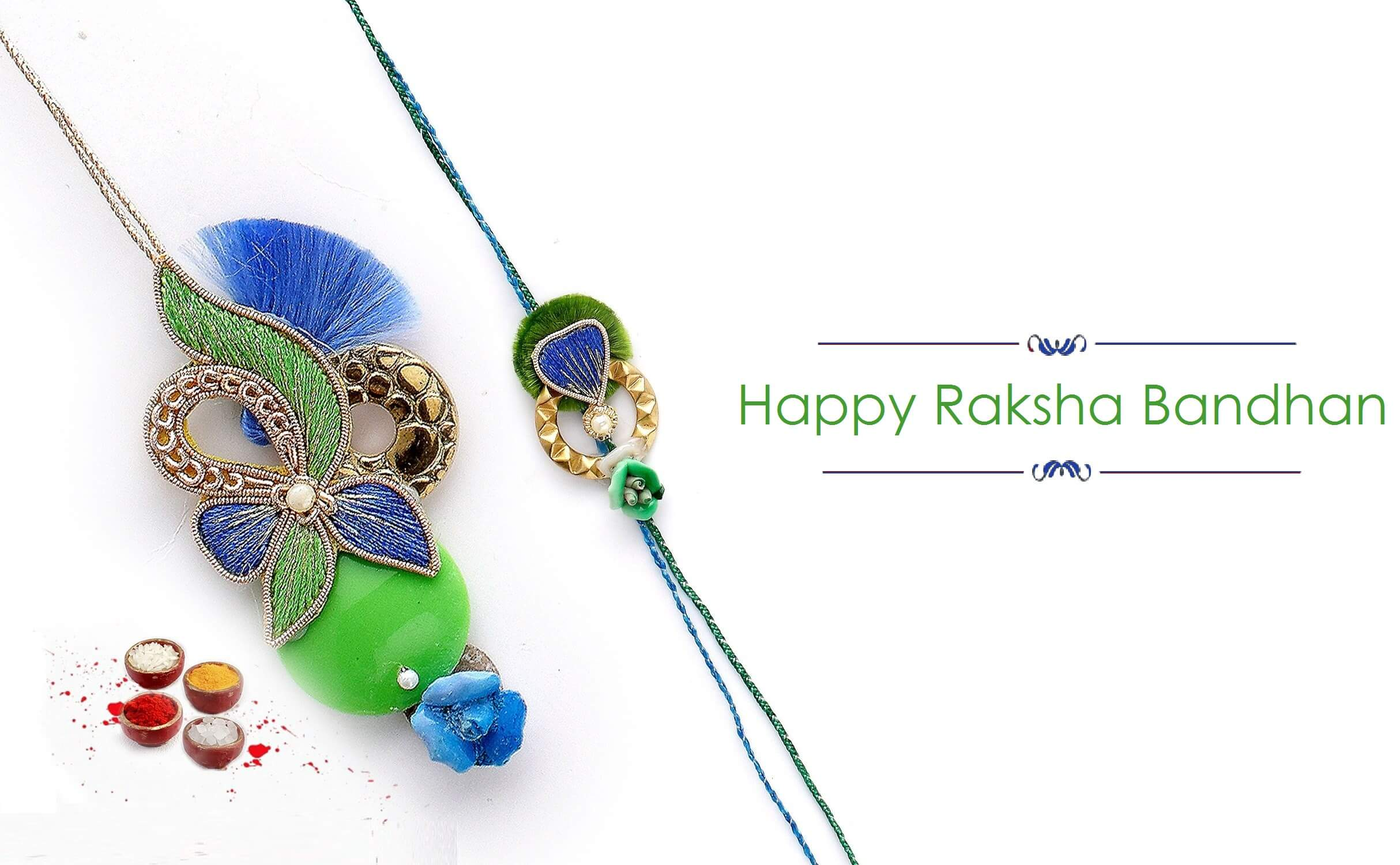happy raksha bandhan hd