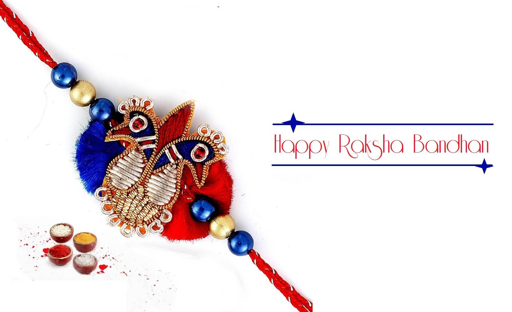 happy raksha bandhan rakhi hd image
