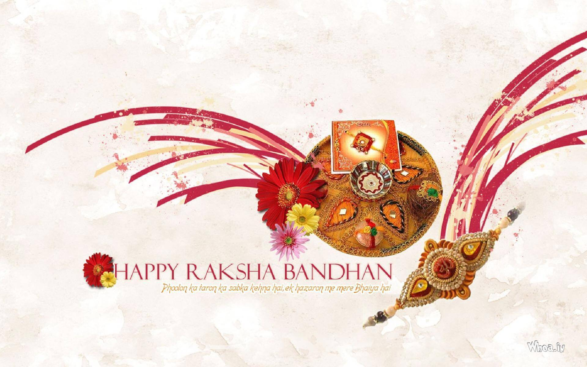 Happy Raksha Bandhan Wallpaper Hd