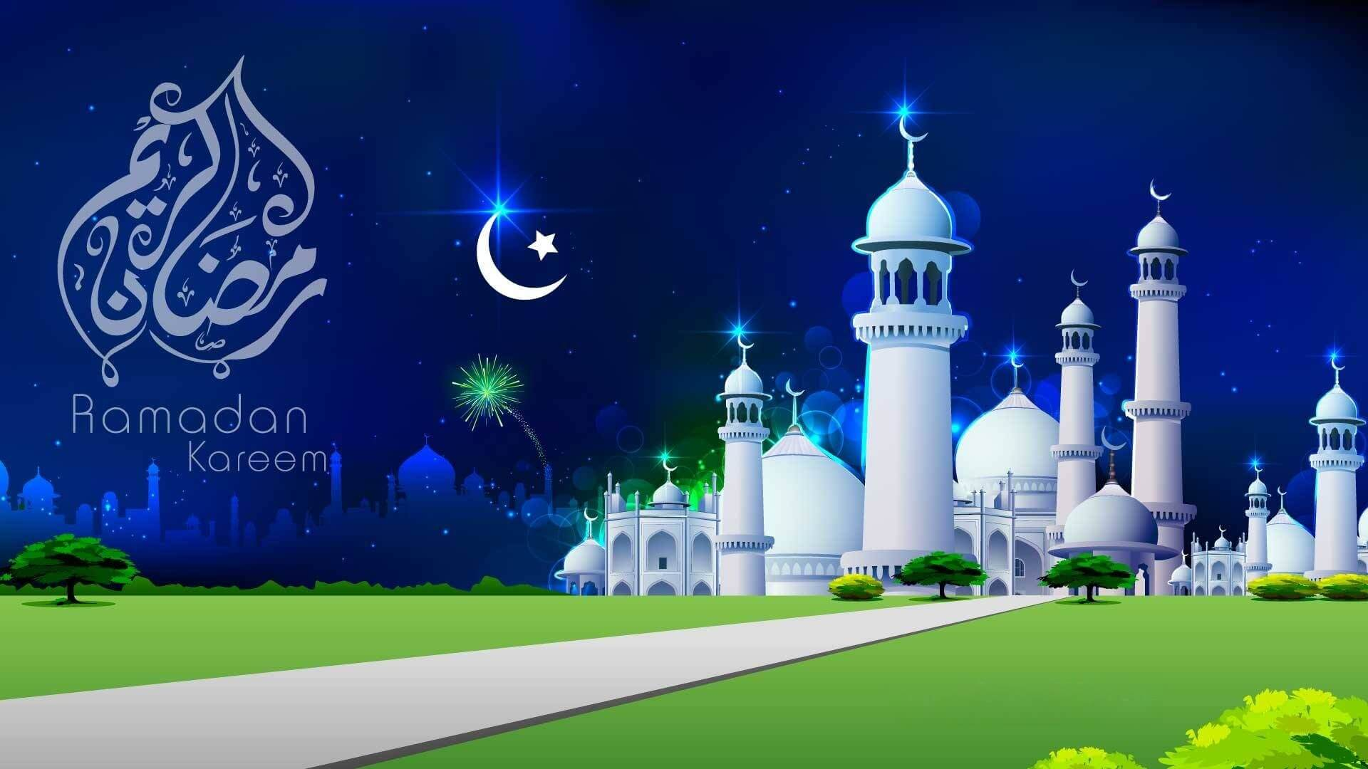 happy ramzan kareem hd wallpaper