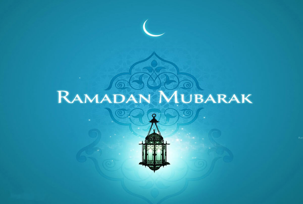 happy ramzan mubarak desktop wallpaper