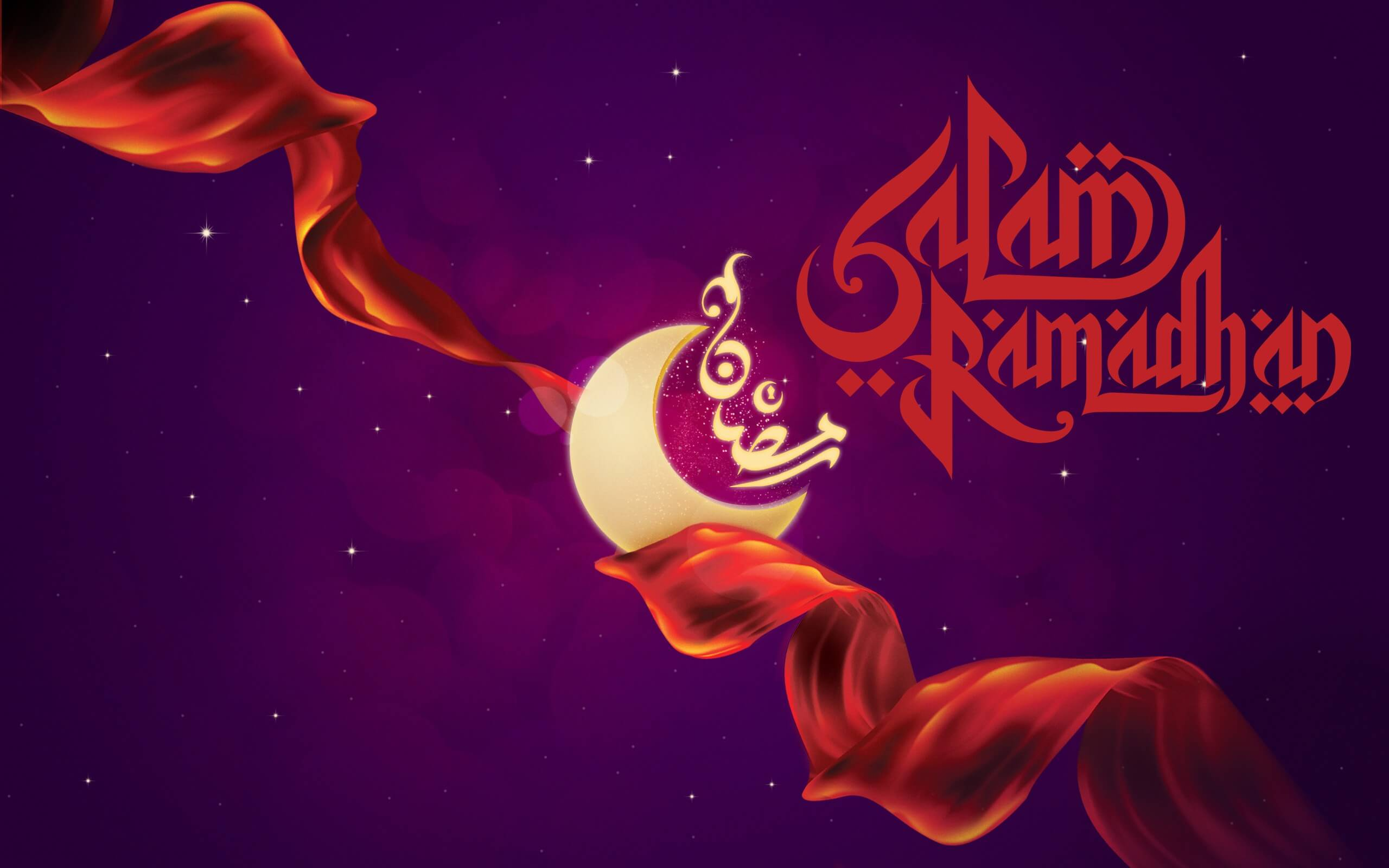 happy ramzan mubarak hd wallpaper