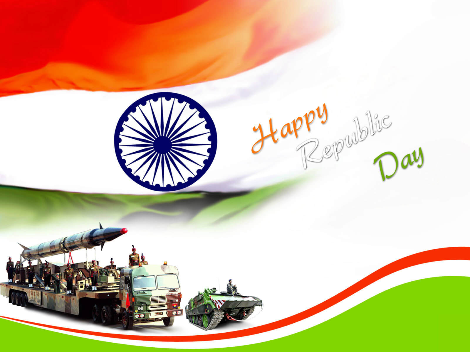 happy republic day wishes greetings india army 26th january hd wallpaper