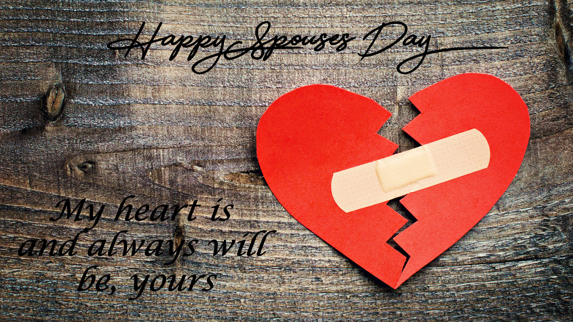 happy spouses day wishes greetings hd wallpaper