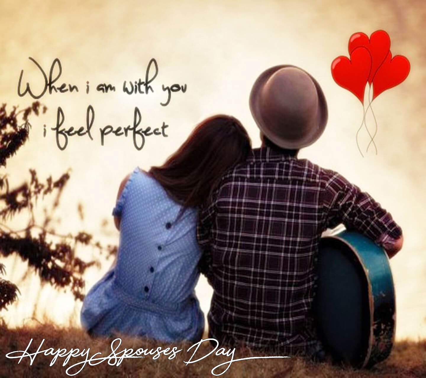 happy spouses day wishes greetings quotes desktop hd wallpaper