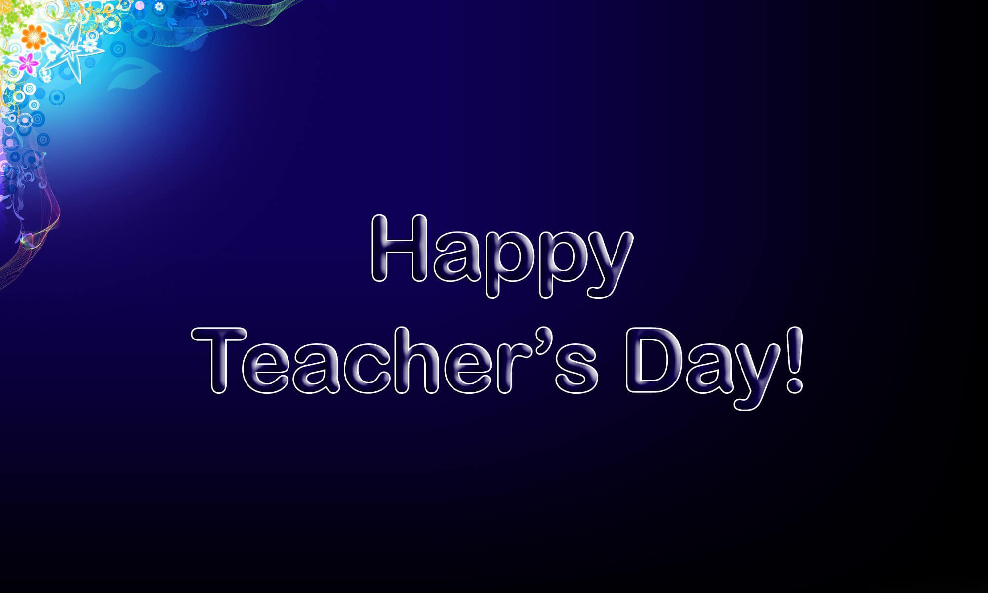 Happy teachers day best greetings hd wallpaper altavistaventures Choice Image