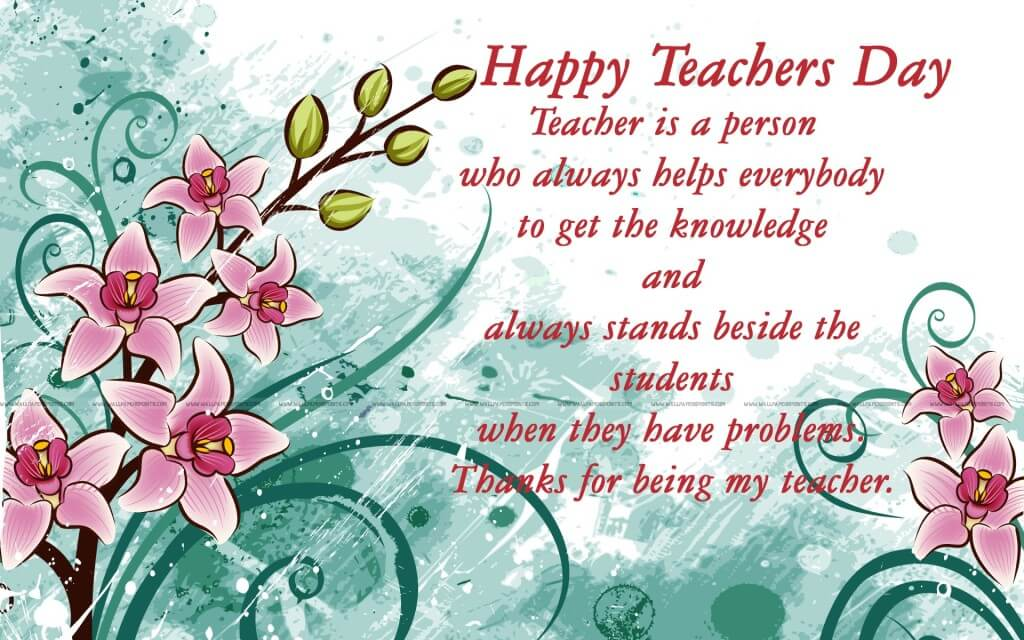 Teachers day wallpapers free download happy teachers day best quotes image m4hsunfo