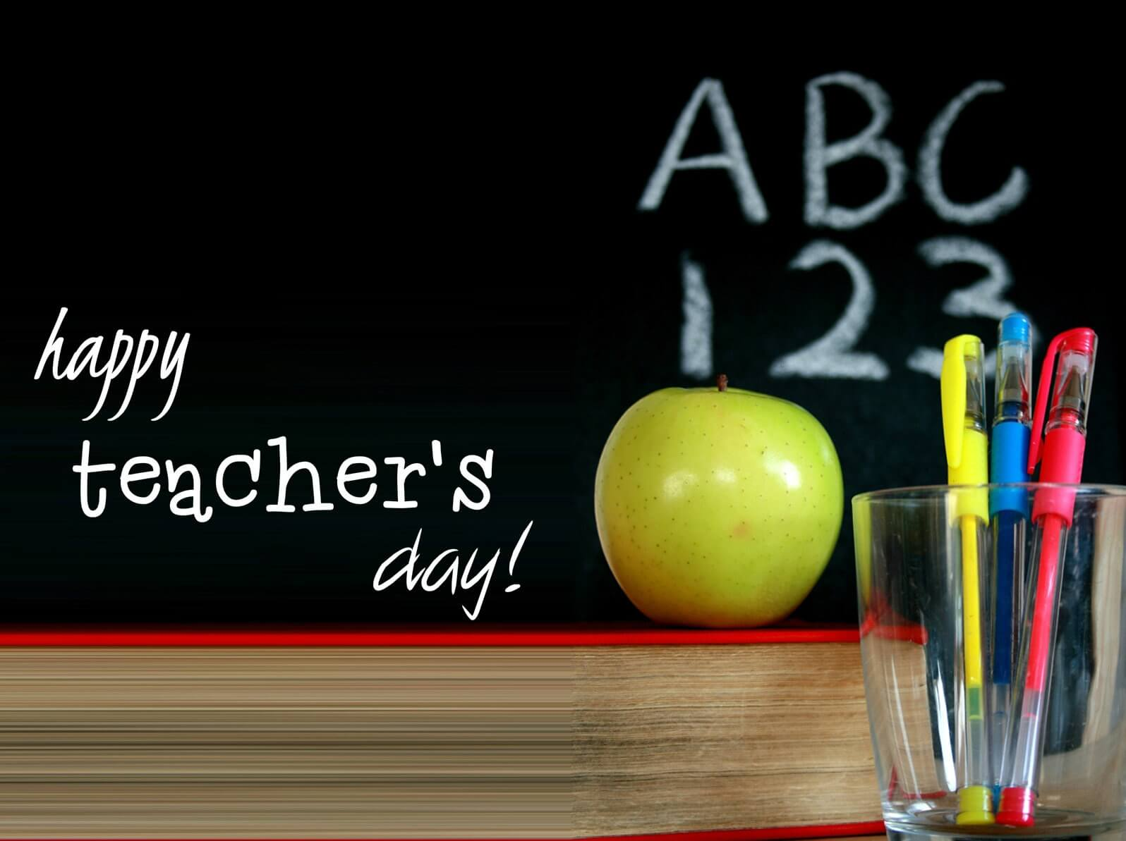 happy teachers day wishes best hd wallpaper