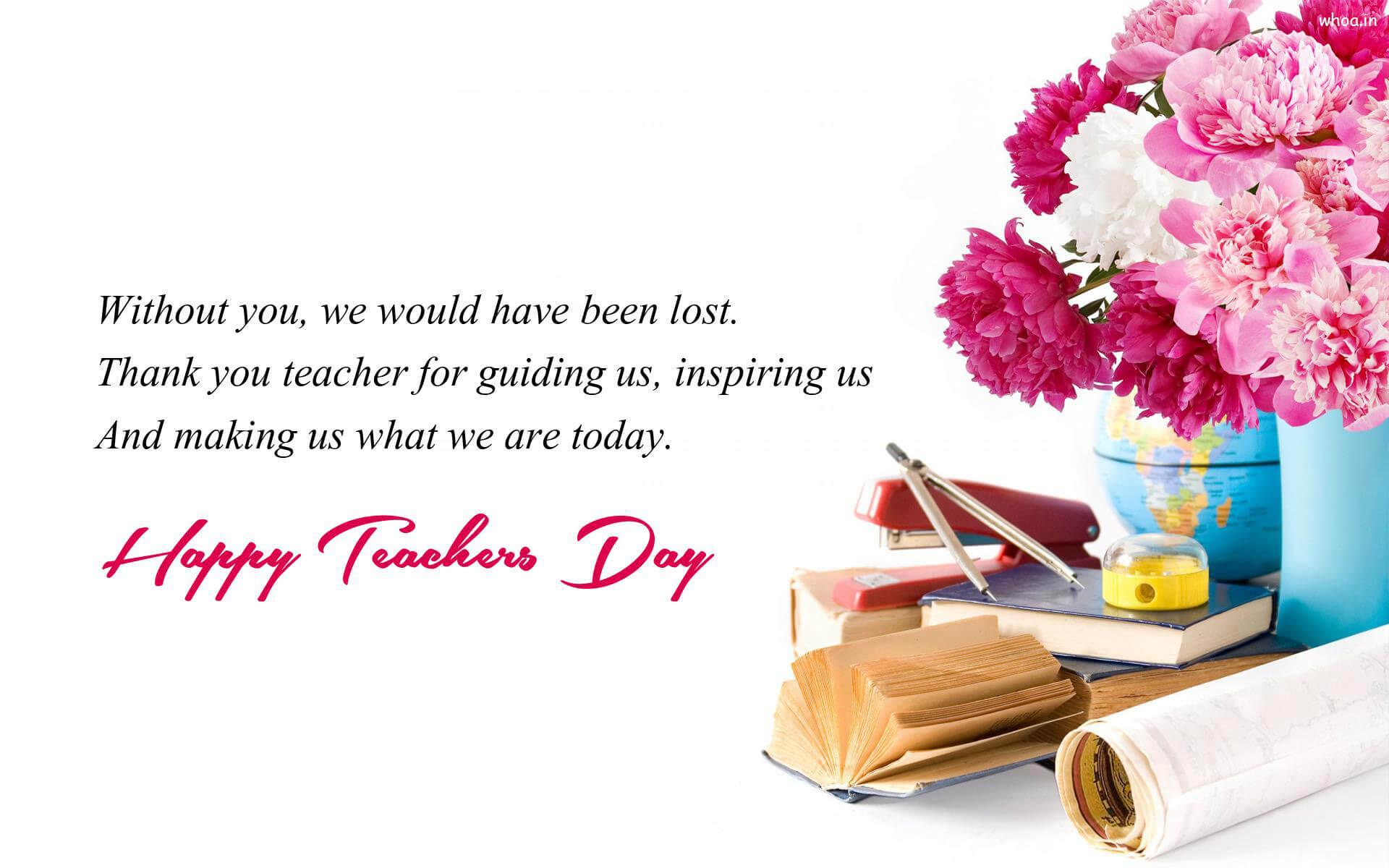 happy teachers day wishes cute best hd wallpaper