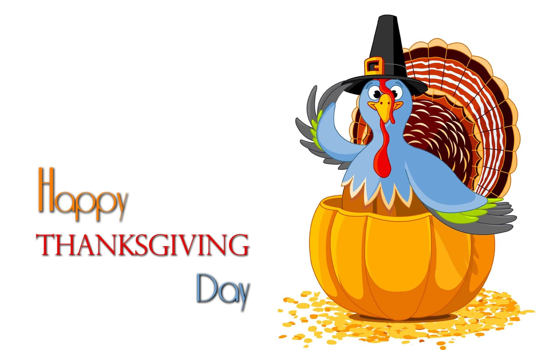 happy thanksgiving day image