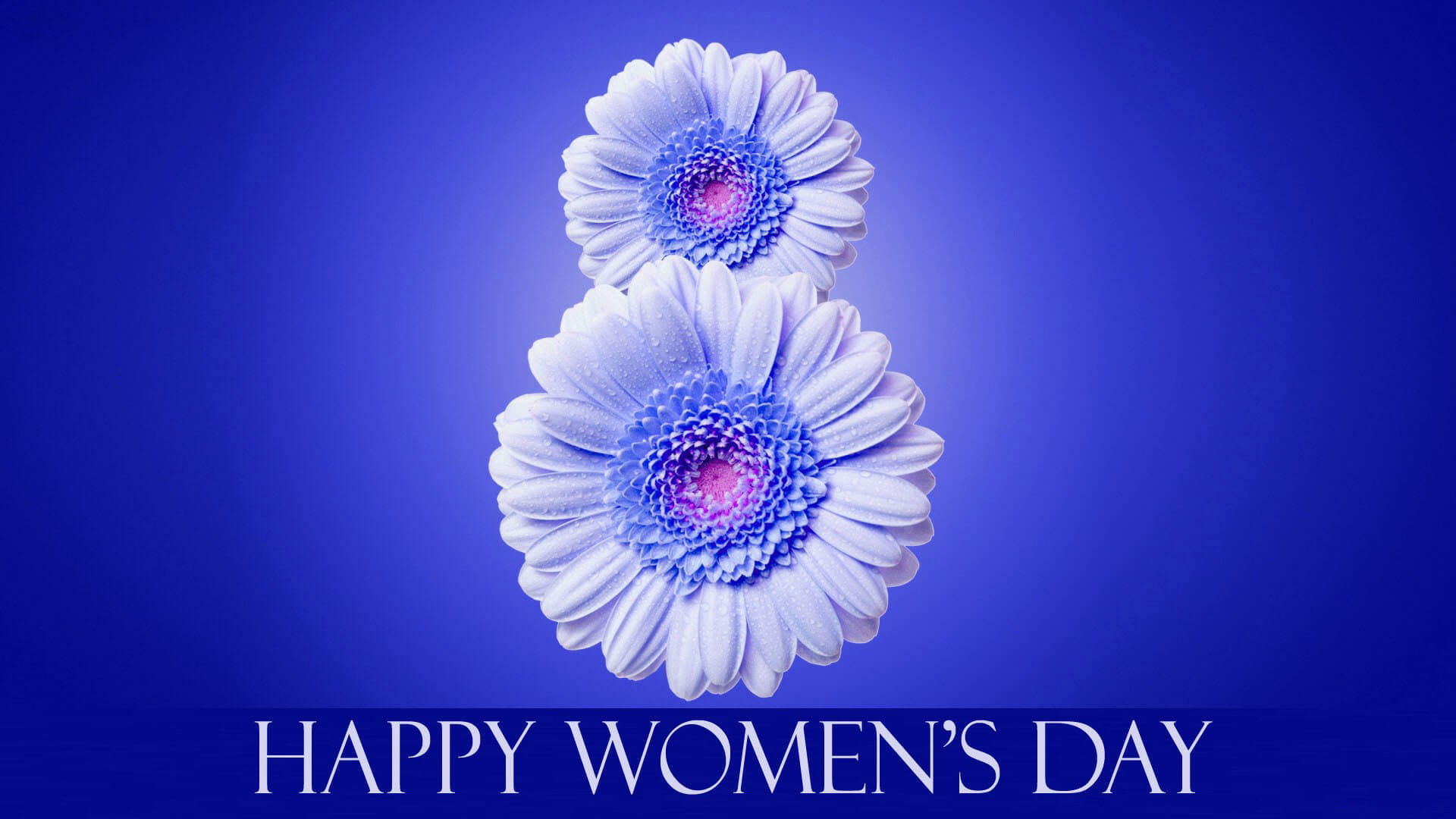 happy womens day march 8 flower image