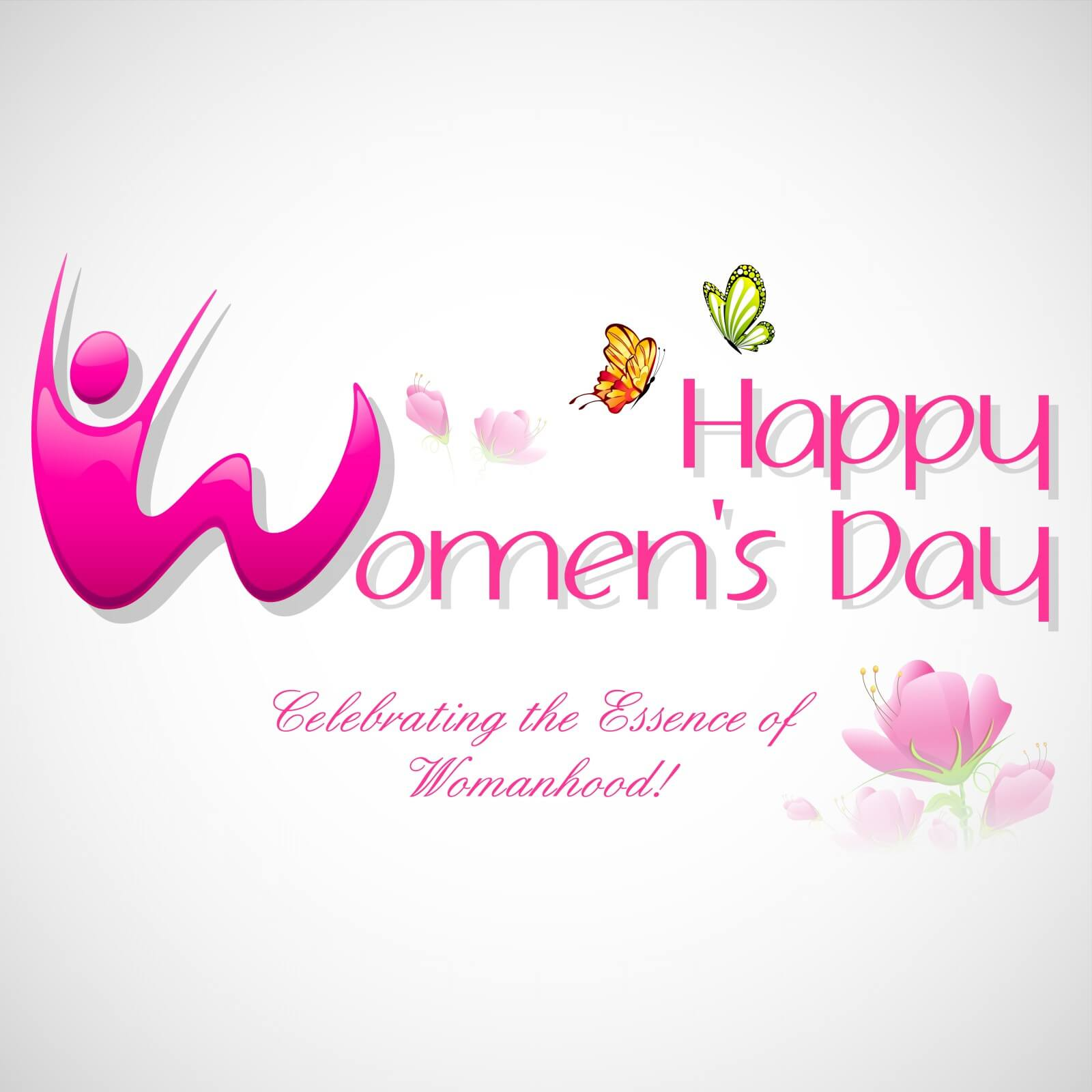 happy womens day wishes image greetings hd wallpaper