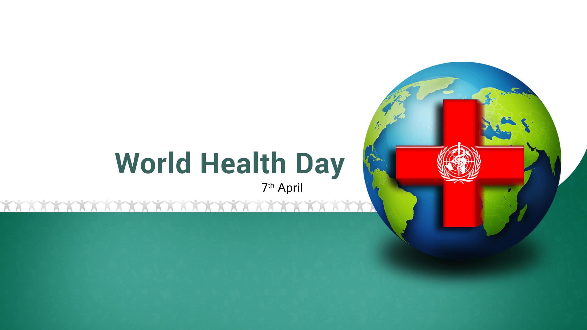 happy world health day earth april 7 hd wallpaper