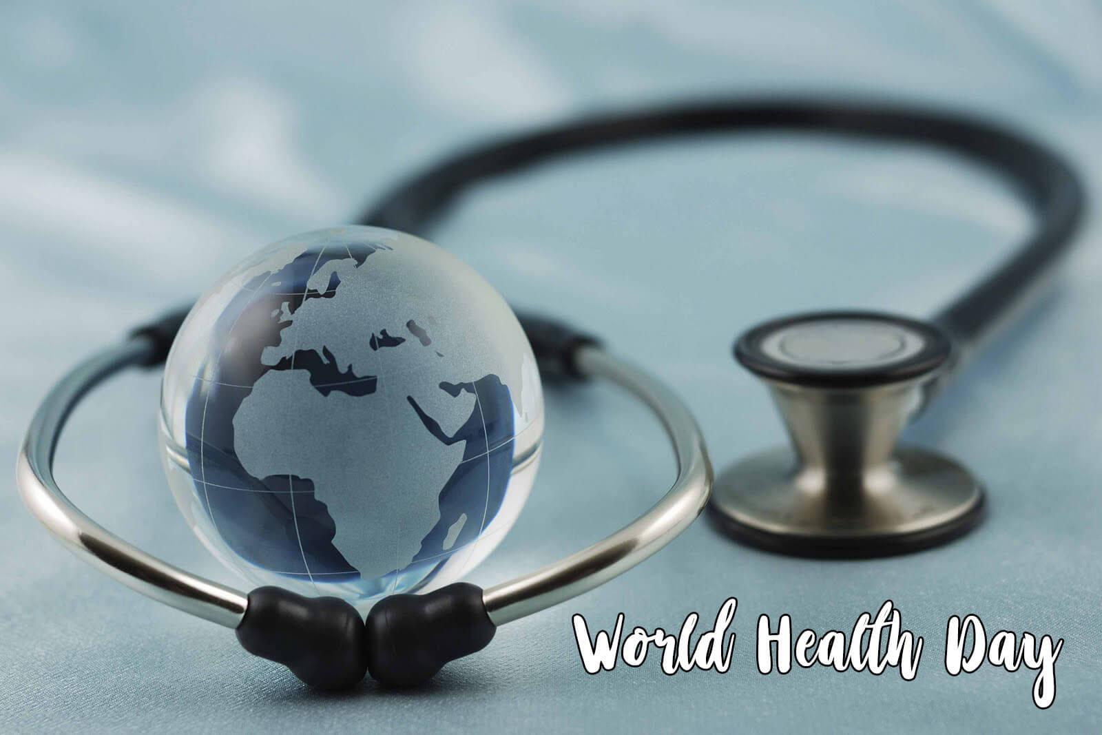happy world health day globe earth pc hd wallpaper