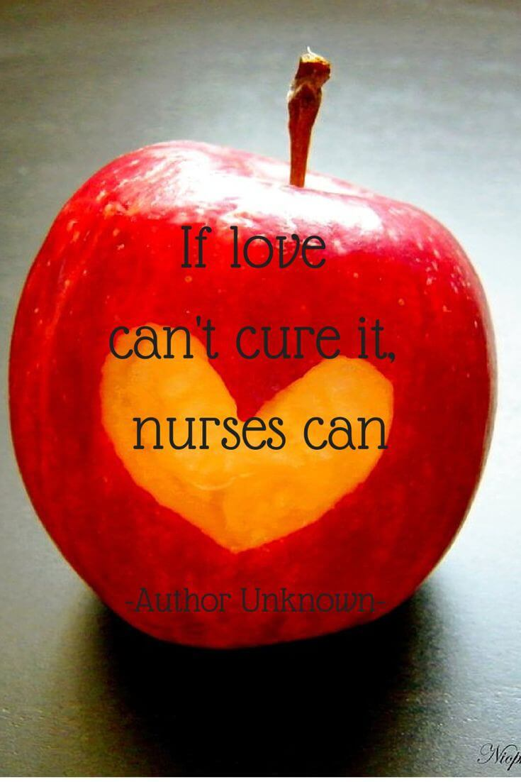 inspiring nurses day quote