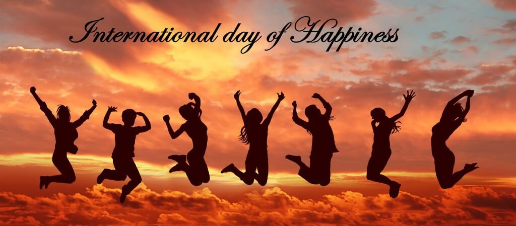 international day of happiness wide wallpaper