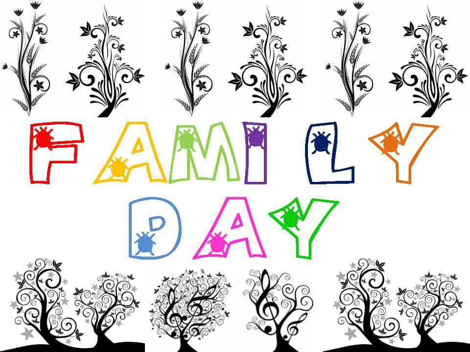 international happy family day desktop