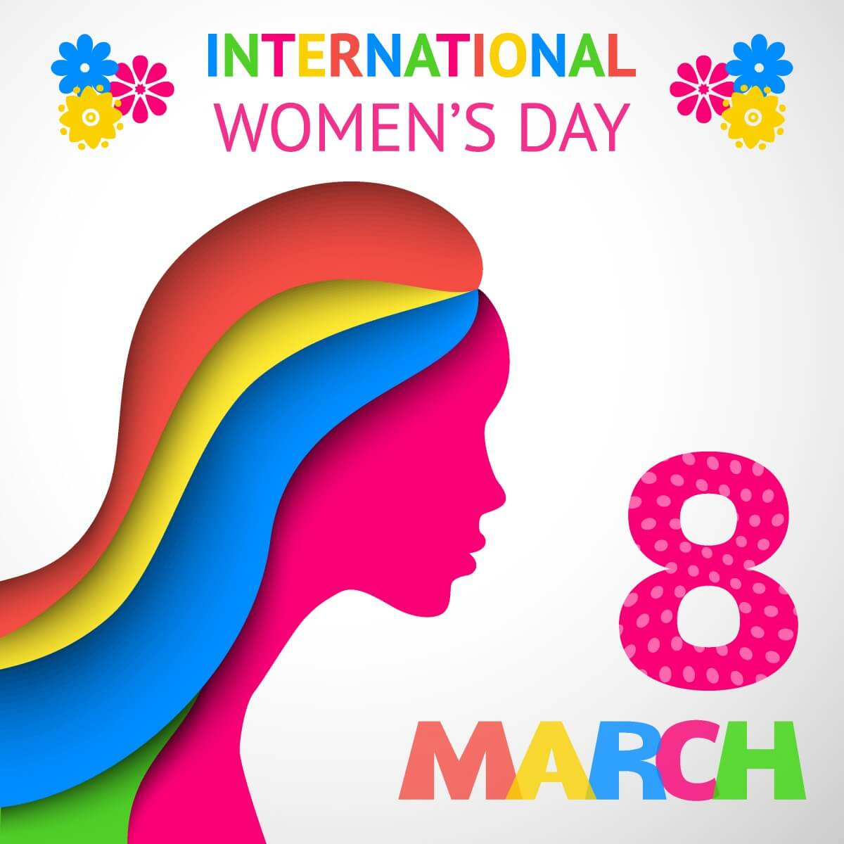international womens day 8th march wallpaper