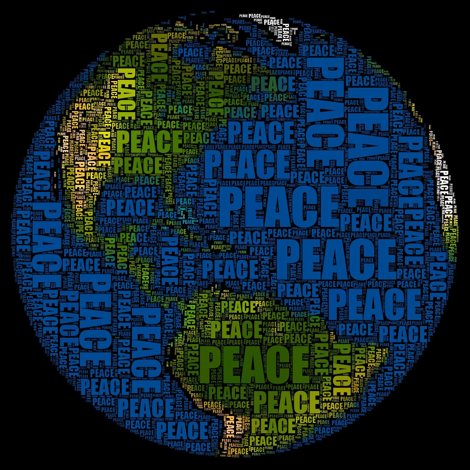 international world peace day globe hd wallpaper