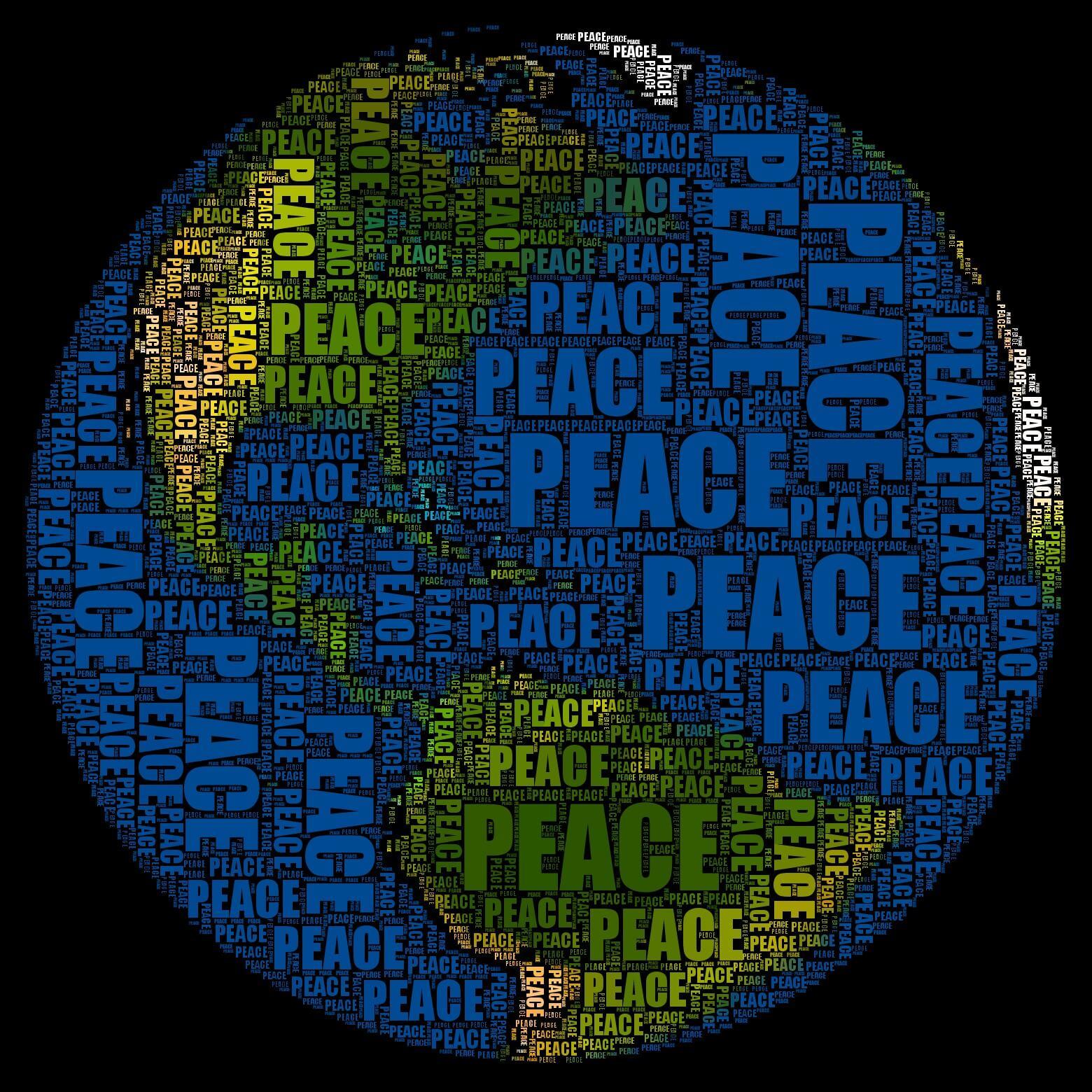 international world peace day globe hd wallpaper