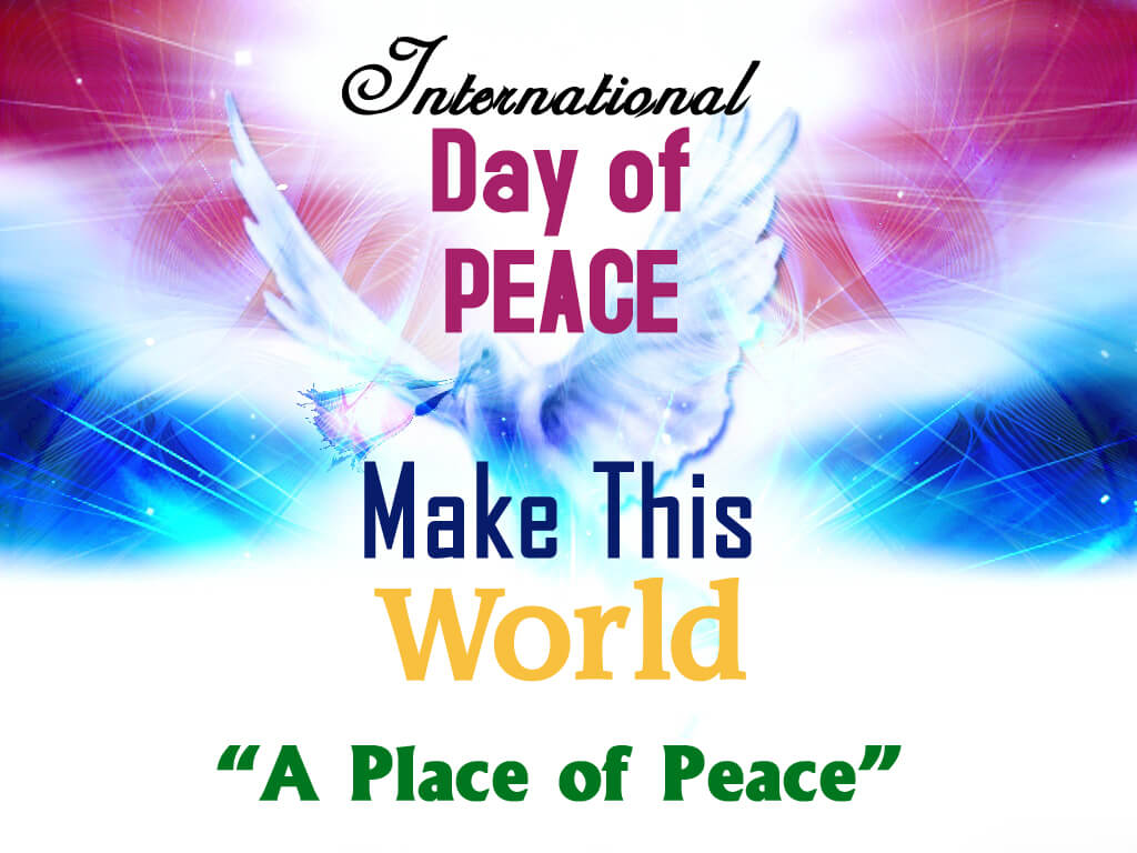 international world peace day new wallpaper