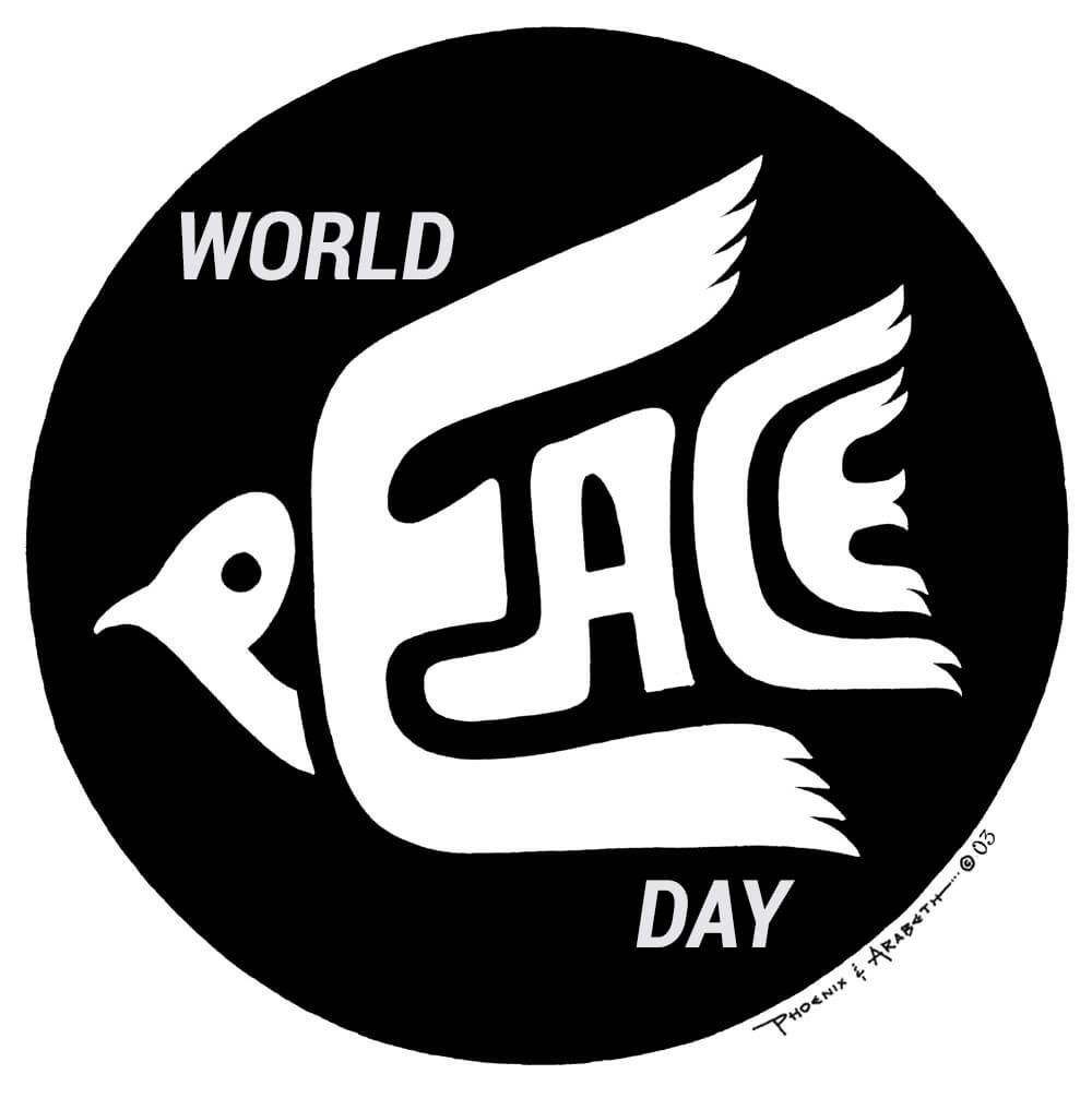 international world peace day pigeon wallpaper