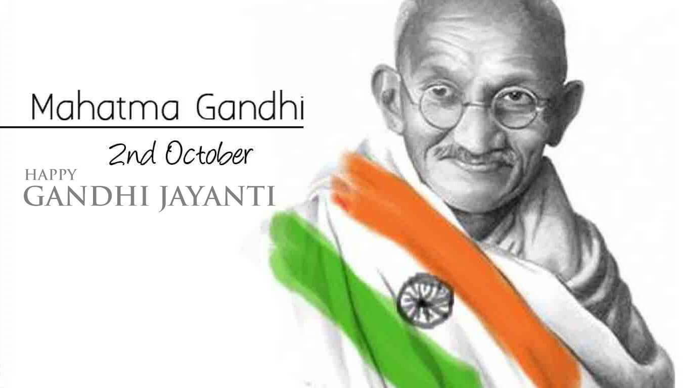 october 2nd mahatma gandhi jayanti wallpaper