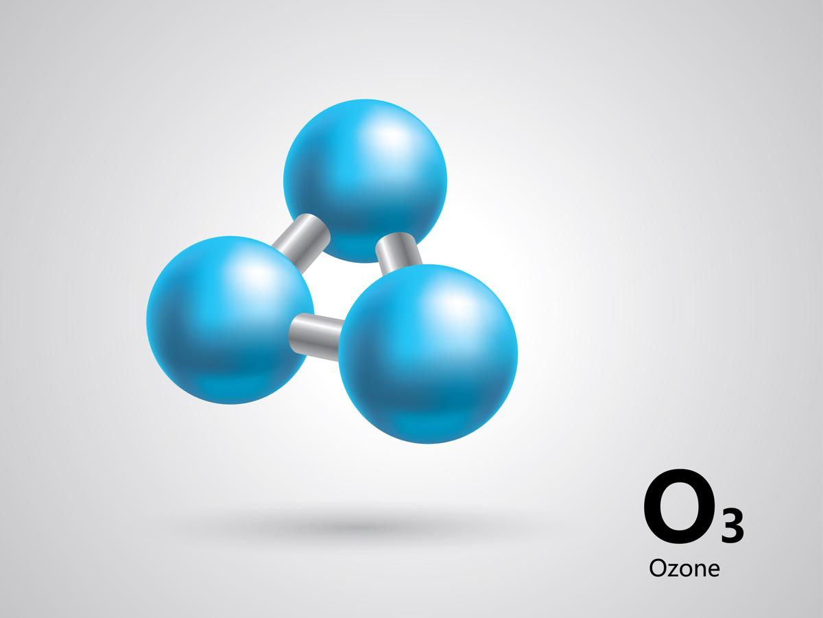 ozone day layer o3 molecule protection photo wallpaper
