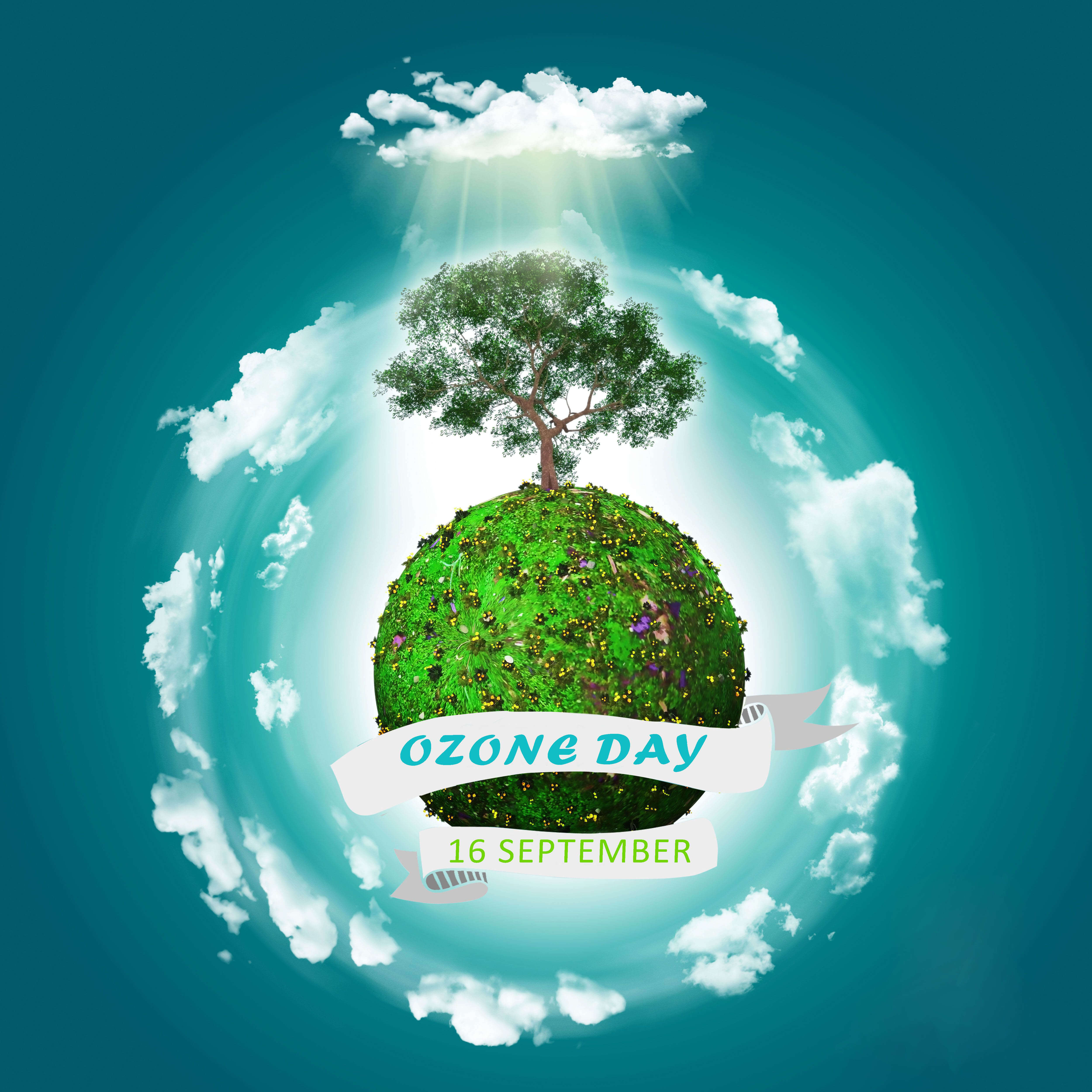 ozone day layer protection awareness save earth environment wallpaper