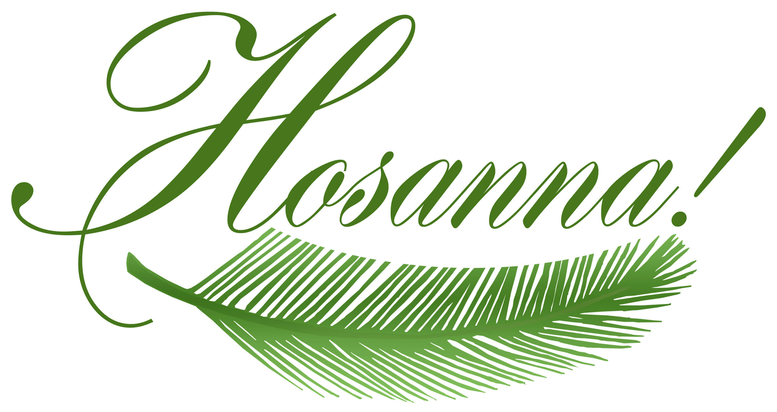 palm sunday hosanna hd desktop