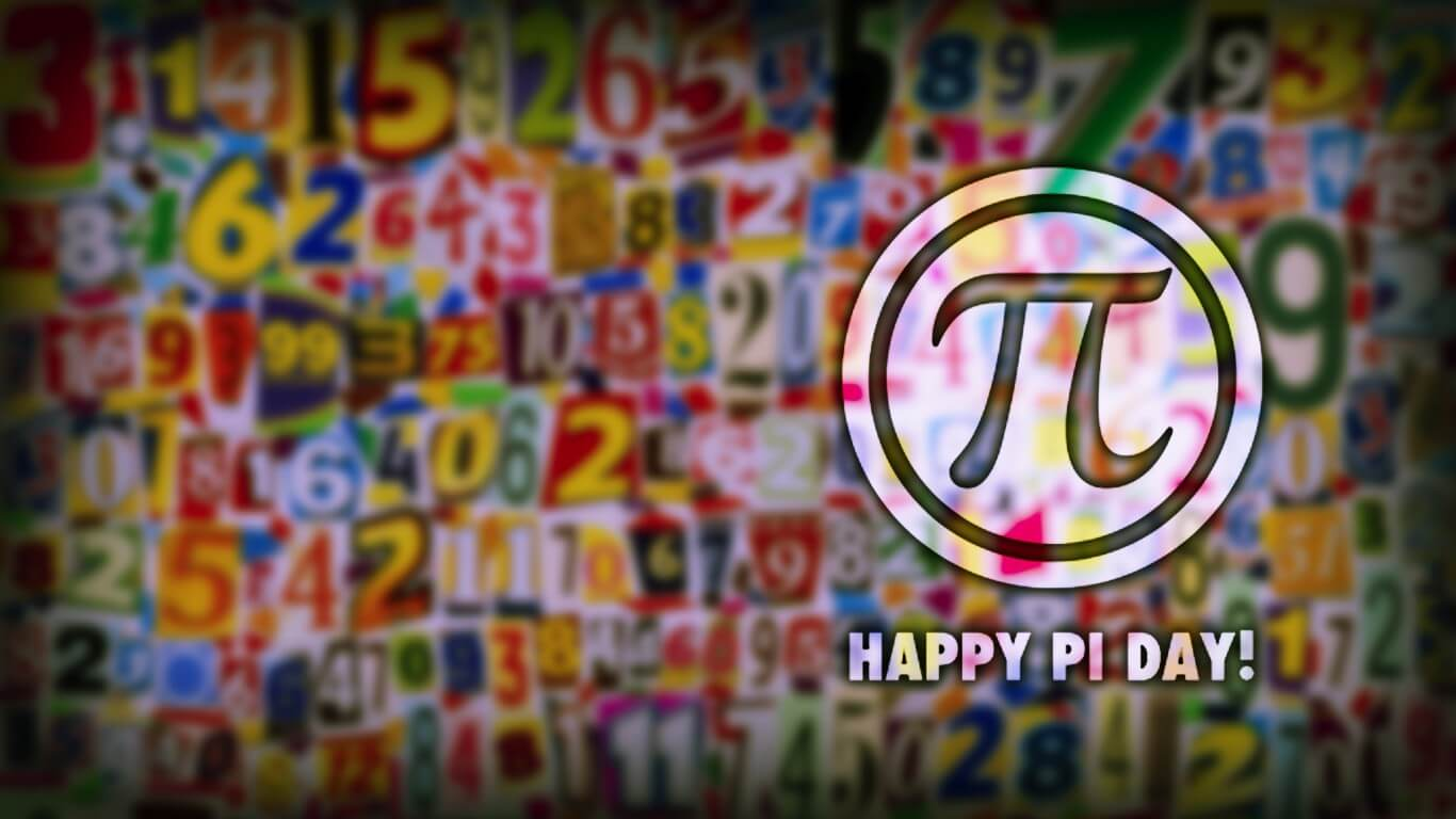 pi day wallpaper desktop