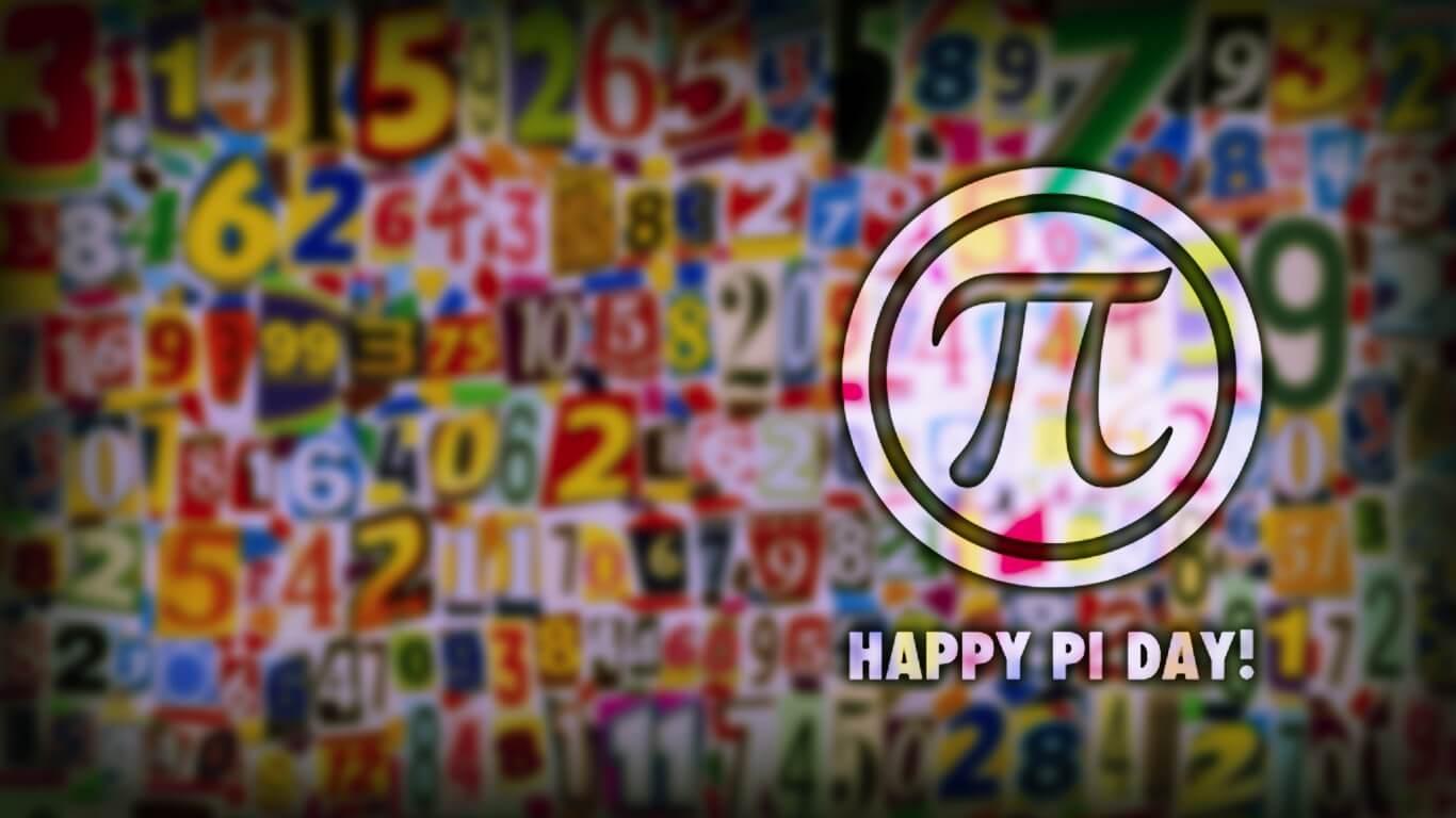 pi day wallpaper desktop