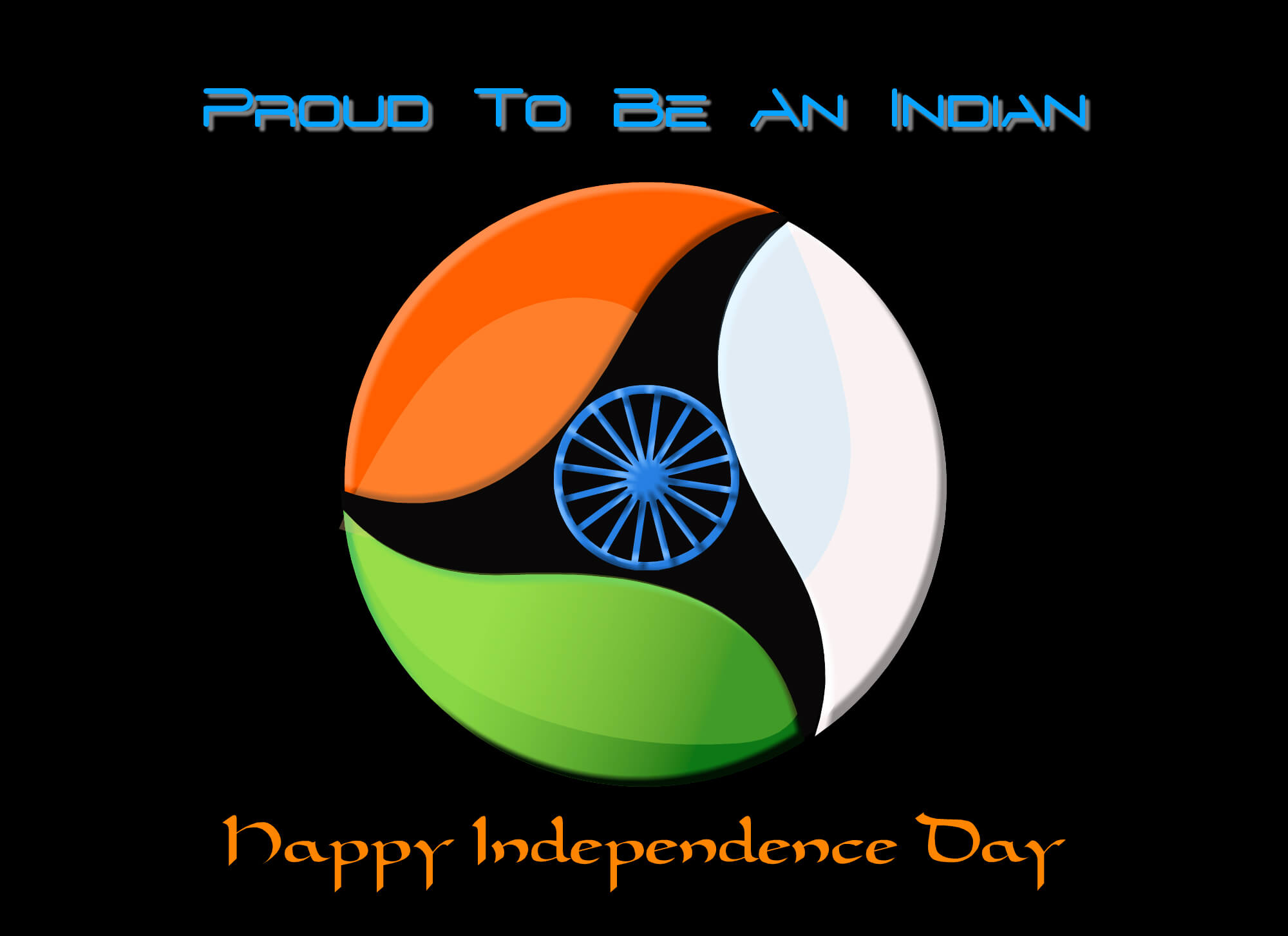 Proud To Be An India Independence Day Wallpaper