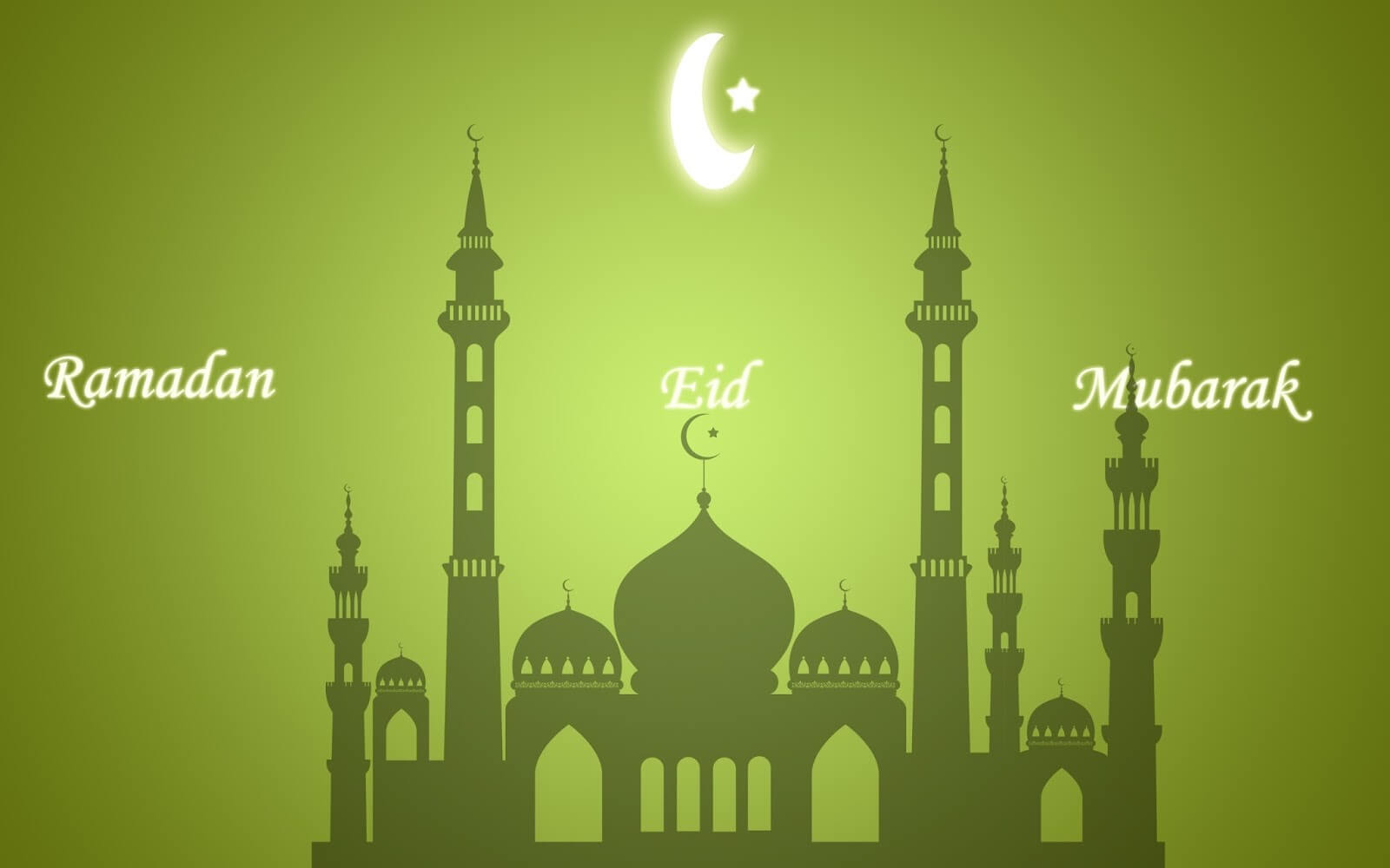 ramzan eid mubarak wishes wallpaper