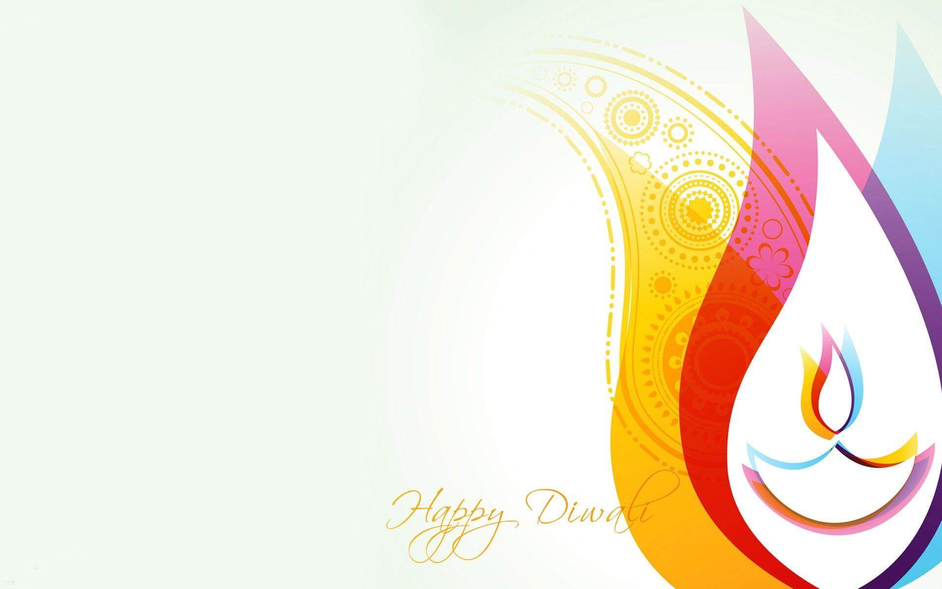 shubh happy diwali deepavali pc background hd wallpaper