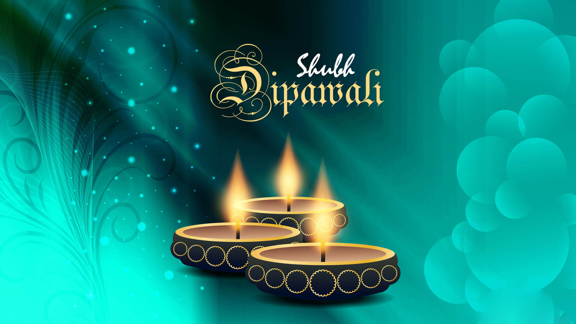 shubh happy diwali deepavali pc desktop hd wallpaper