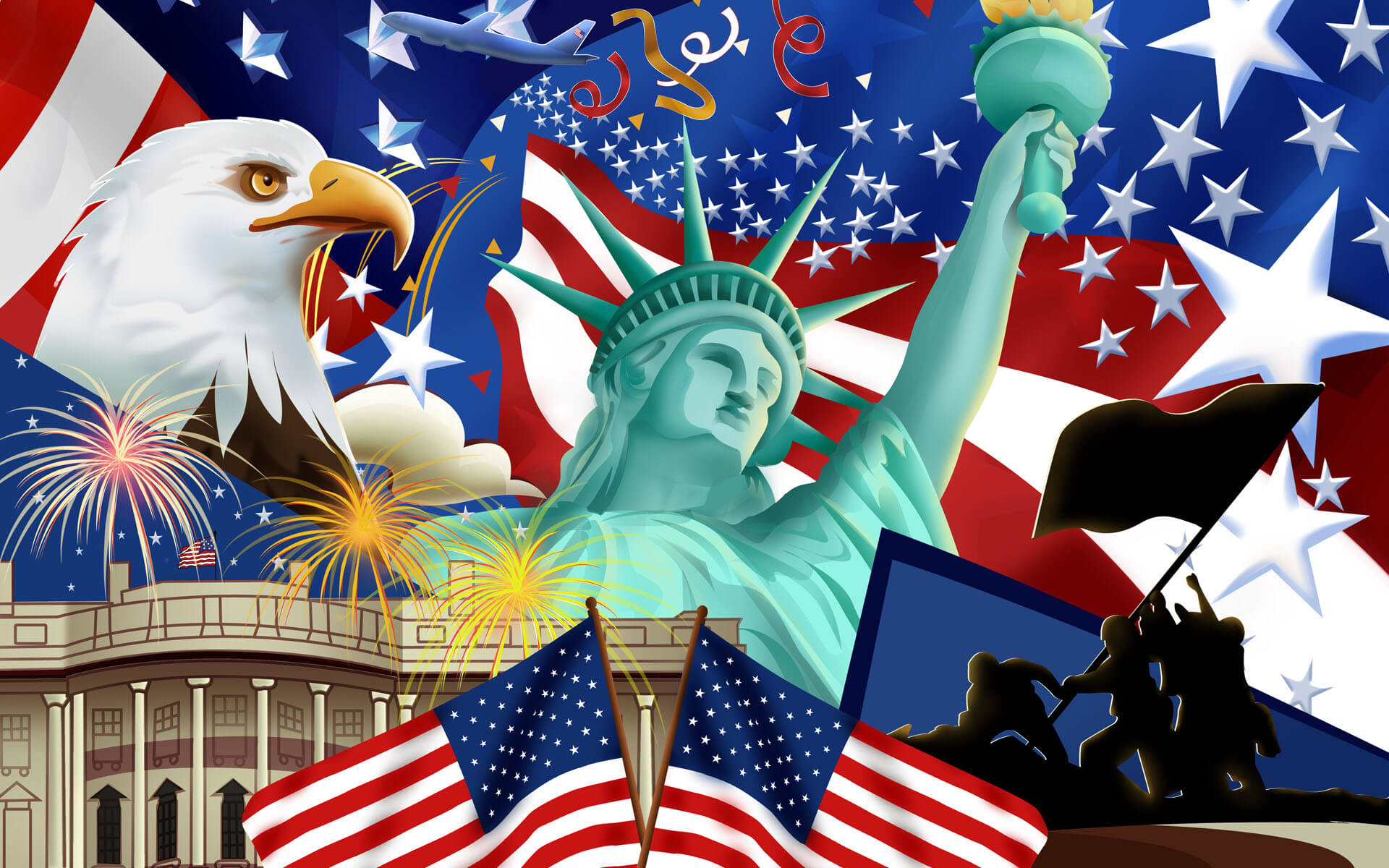 What do you know about US Independence Day 70