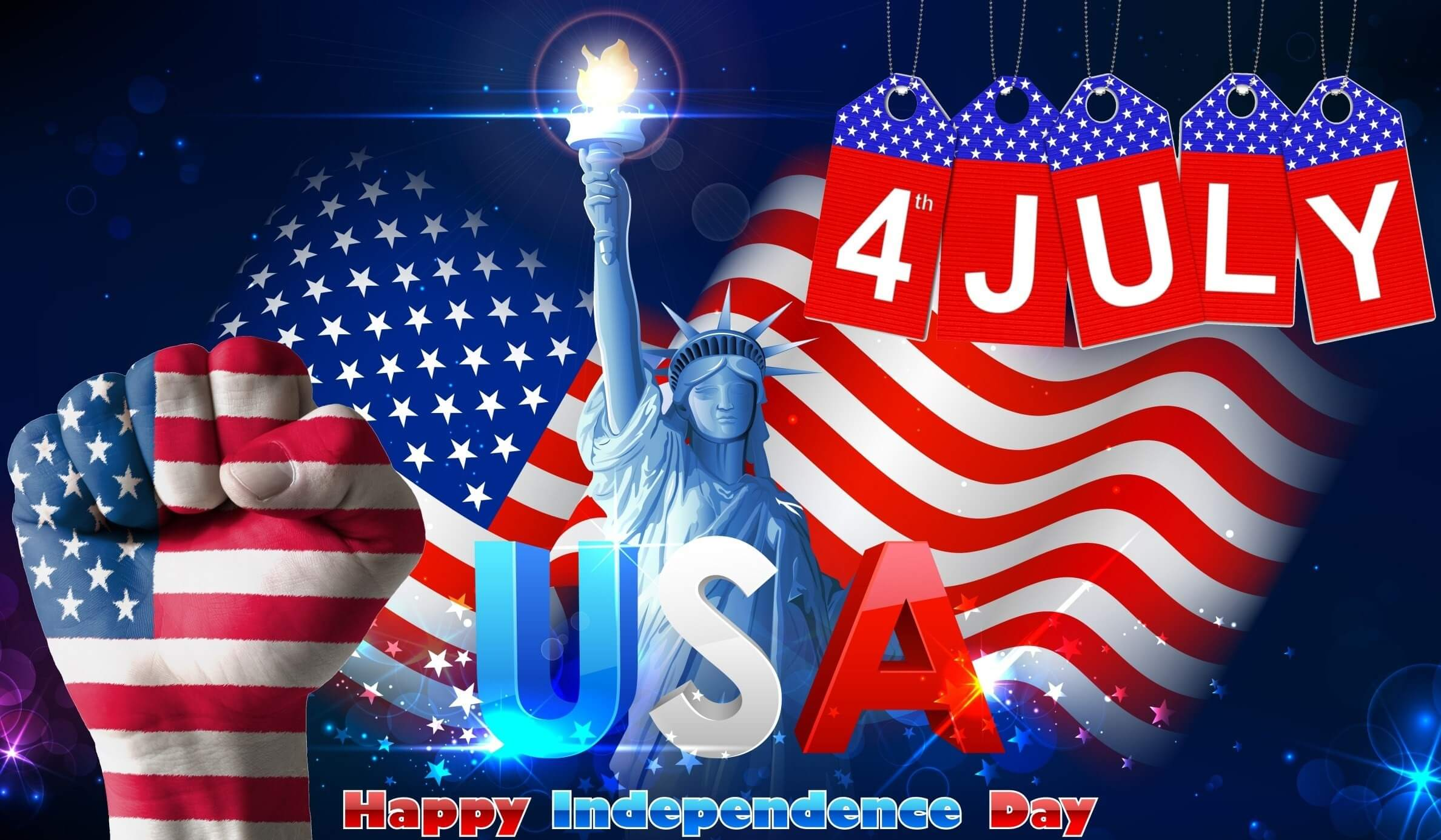 us independence day united states of america hd wallpaper