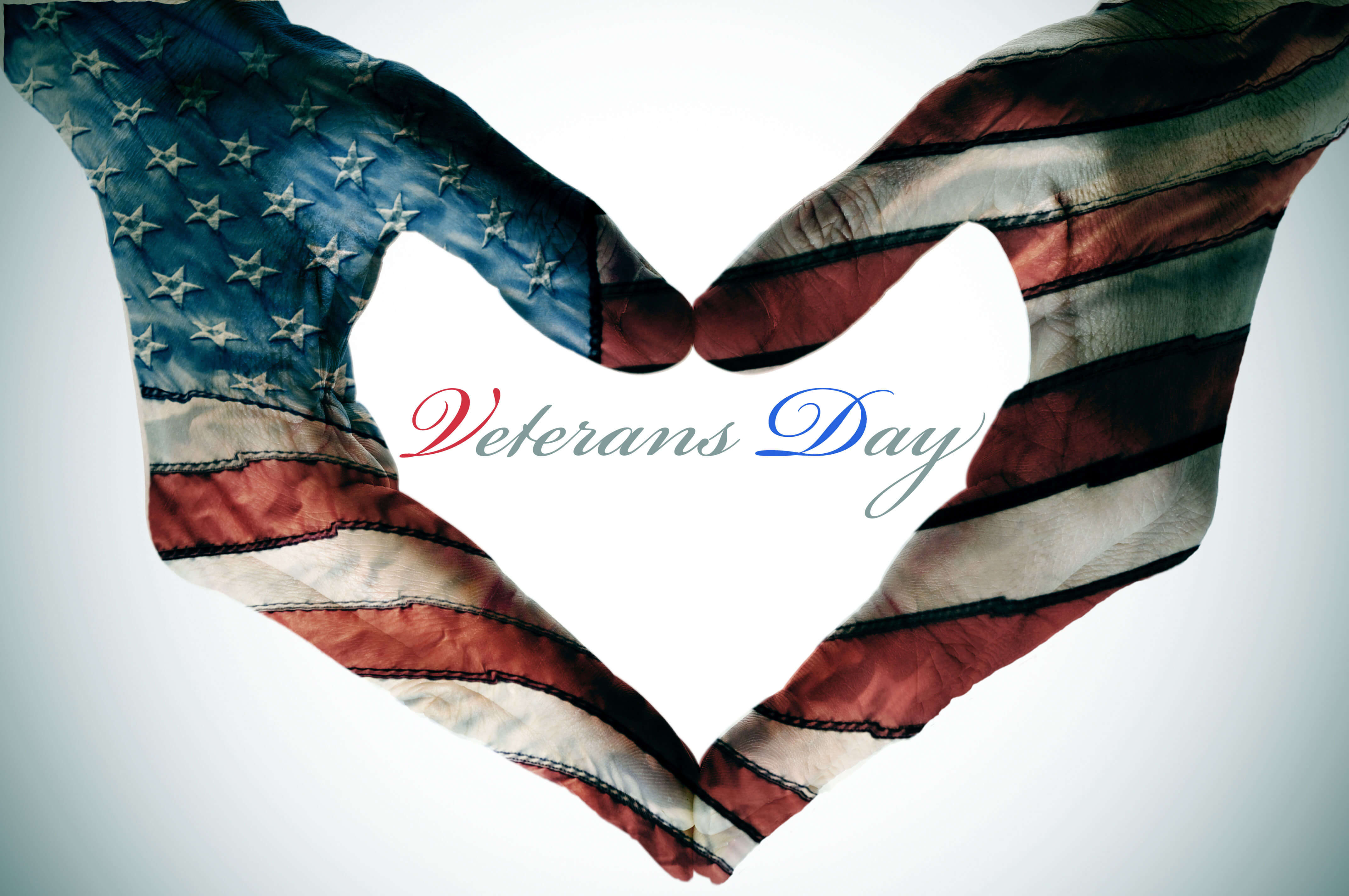 veterans day america flag usa hand art hd wallpaper