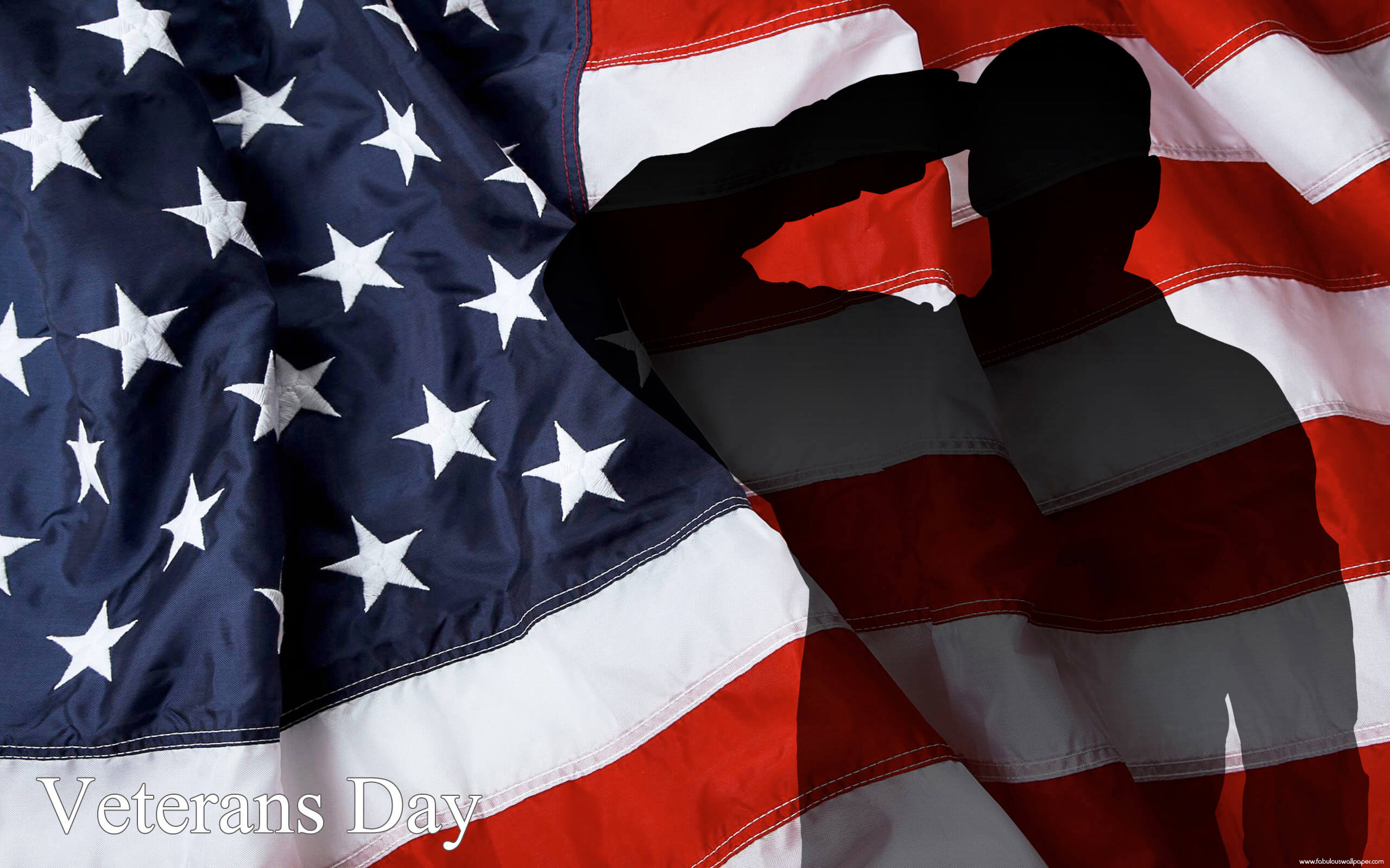 veterans day usa flag salute silhouette hd wallpaper