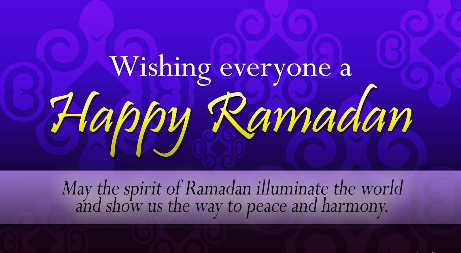 wishing all happy ramzan kareem wallpaper quotes