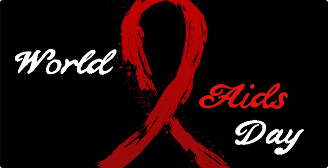 world aids day awareness hd black background wallpaper