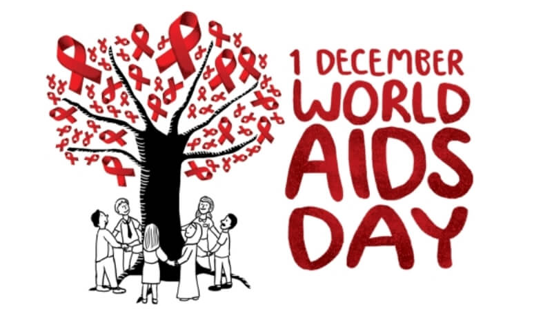 world aids day december 1 awareness image wallpaper