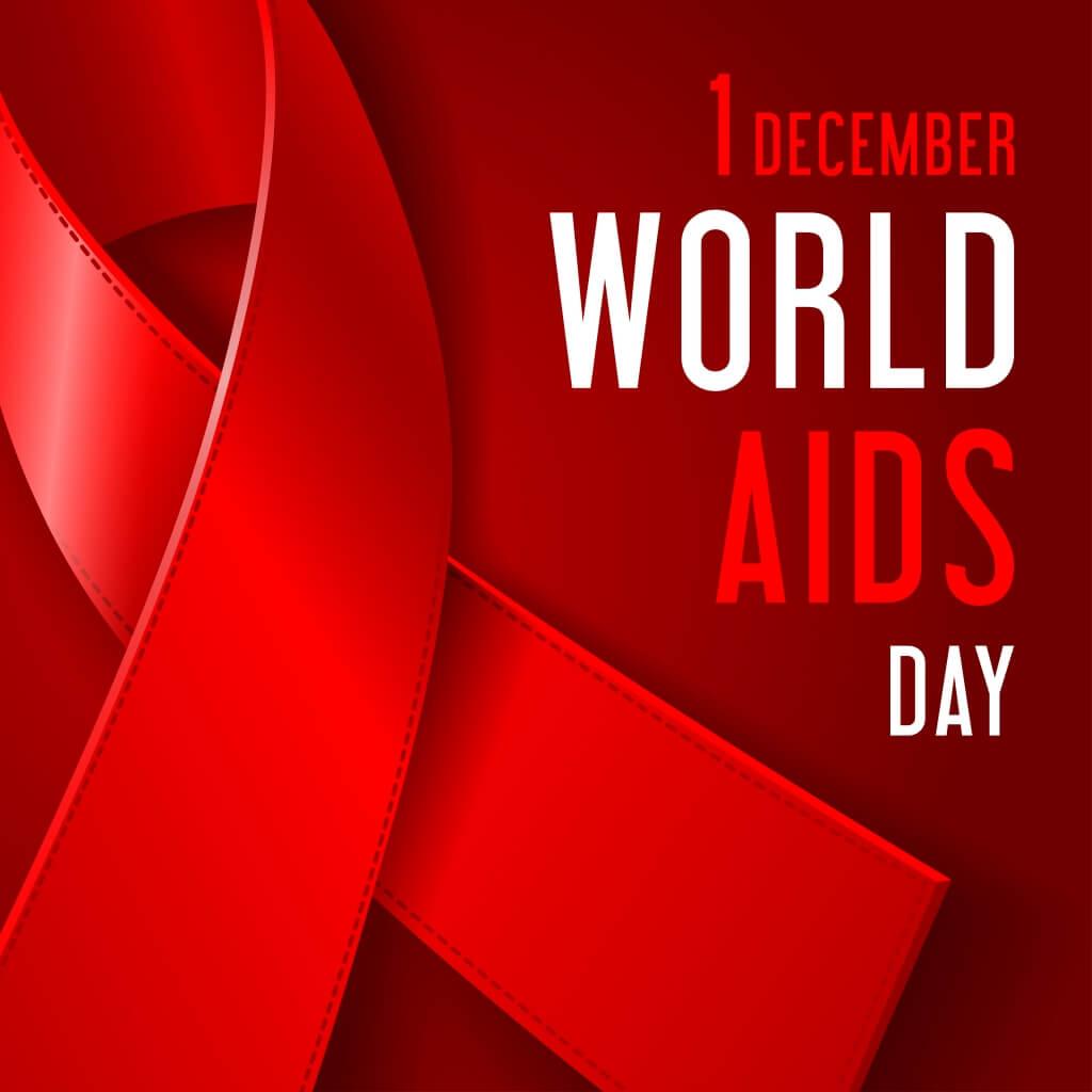 world aids day ribbon december 1 awareness hd wallpaper