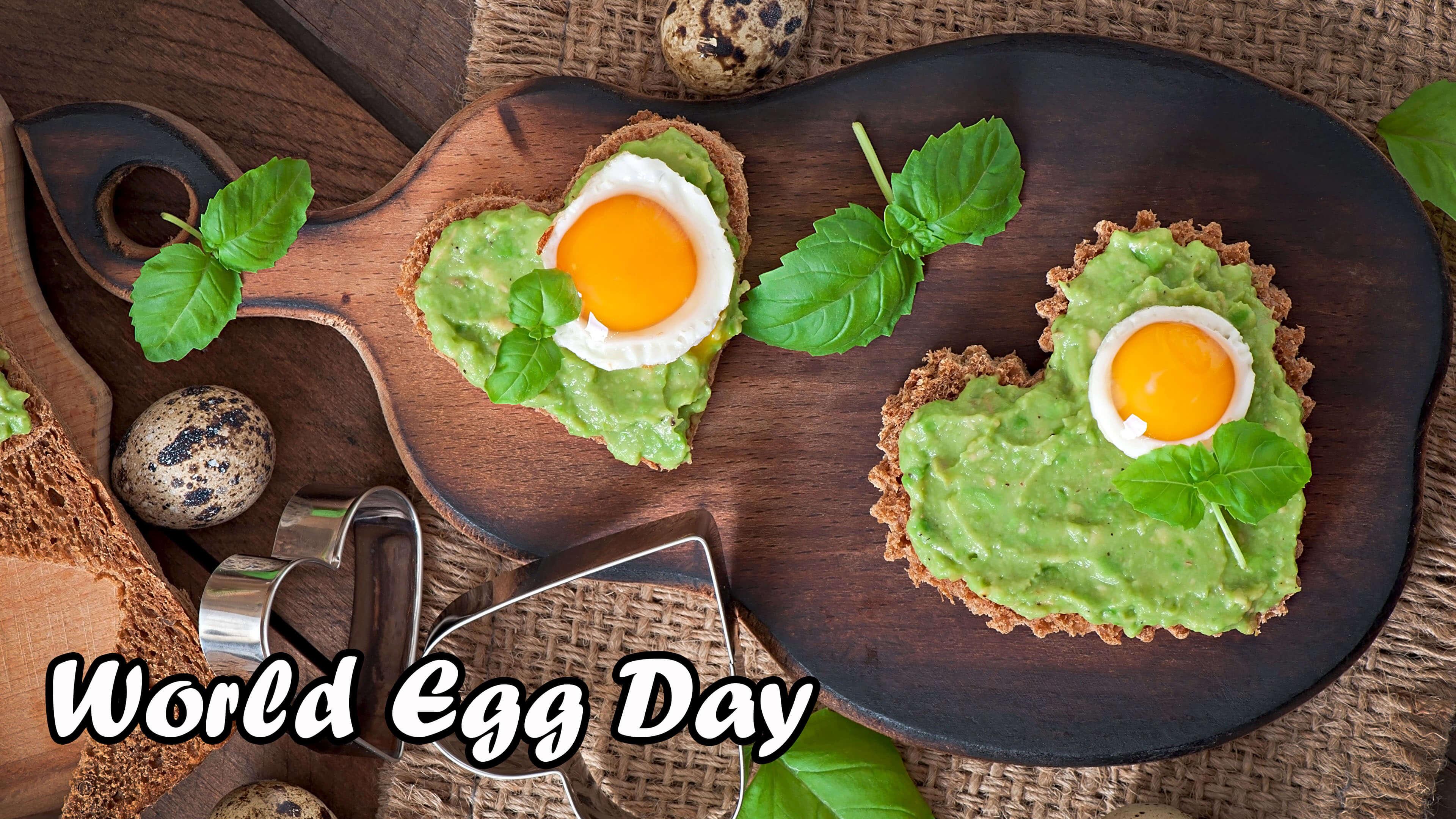world egg day bread cutting board heart bulls eye hd wallpaper