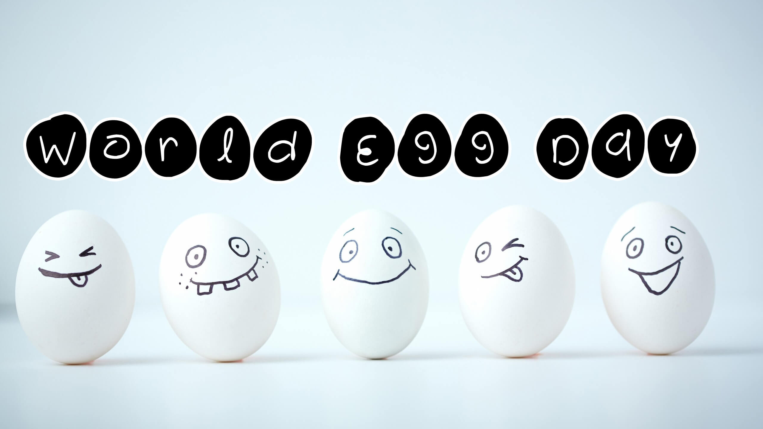 world egg day greetings smiley expressions white eggs pc hd wallpaper