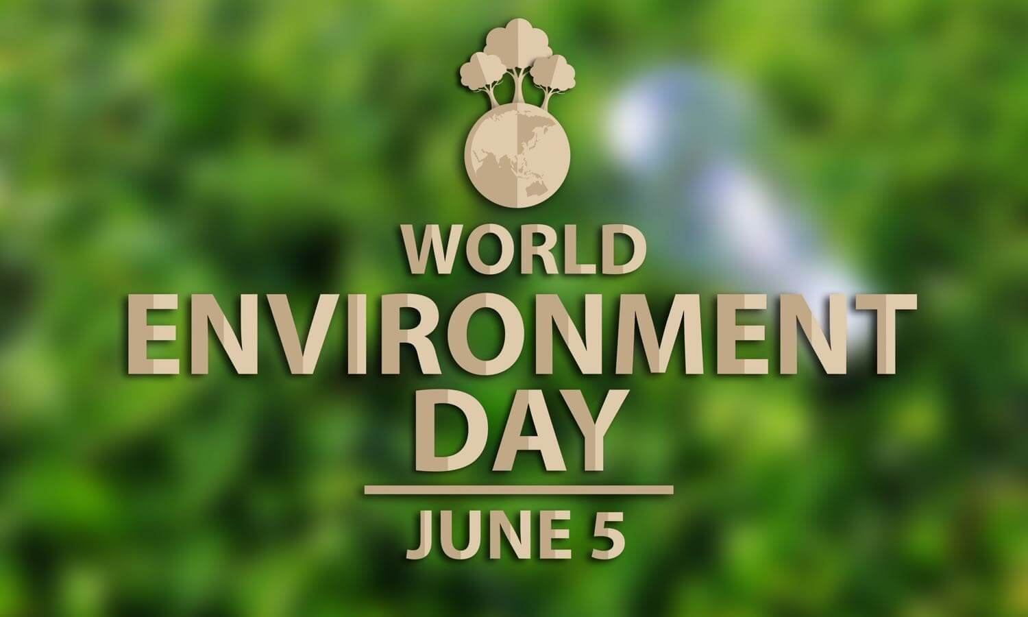world environment day june 5 green hd wallpaper