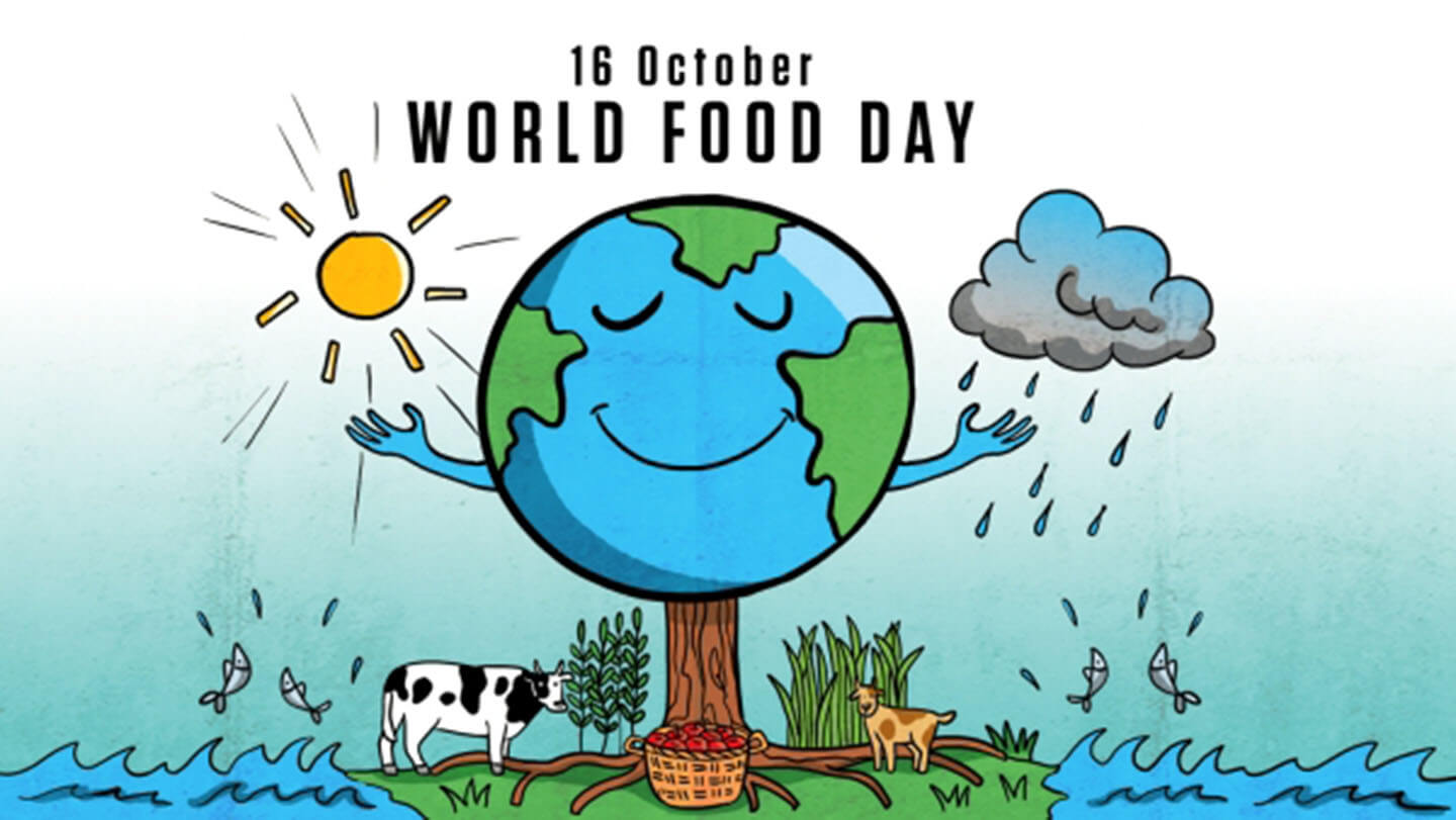 world food day october 16 animated wallpaper